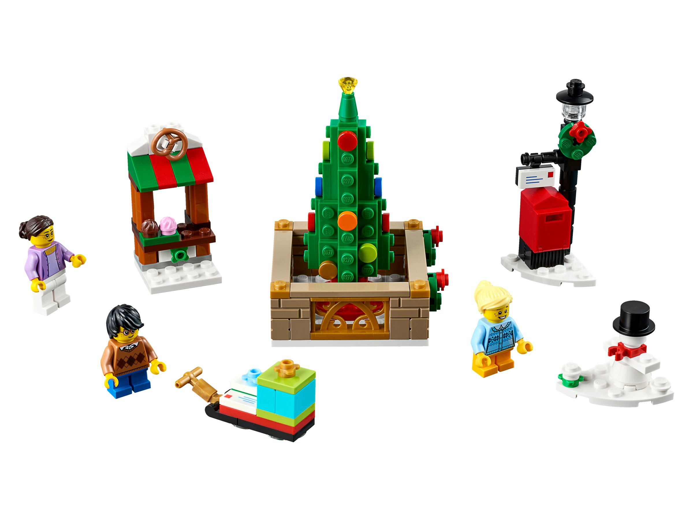 lego 40263 weihnachtsmarkt 2017 seasonal christmas town square brickmerge. Black Bedroom Furniture Sets. Home Design Ideas