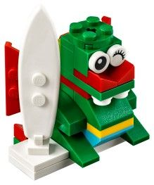 LEGO Promotional 40281 Surfer Dragon