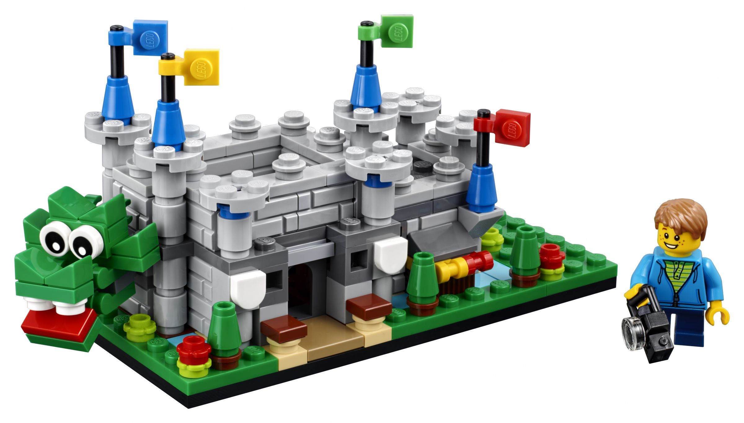 LEGO Miscellaneous 40306 LEGOLAND Castle