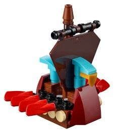LEGO Promotional 40323 Viking Ship