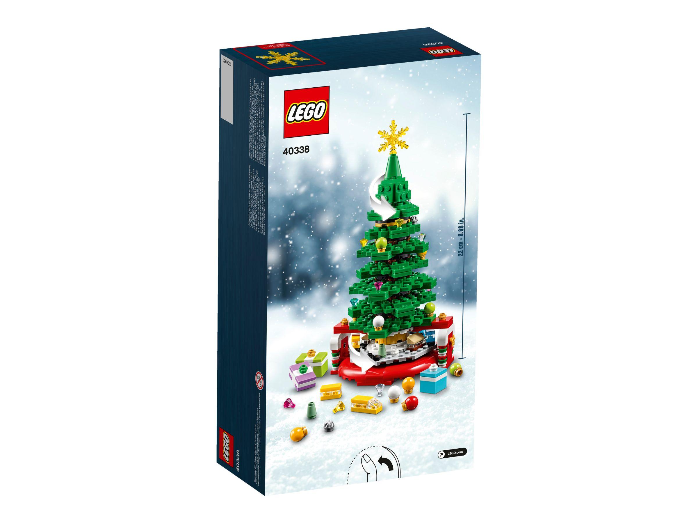 LEGO® Seasonal 40338 Weihnachtsbaum