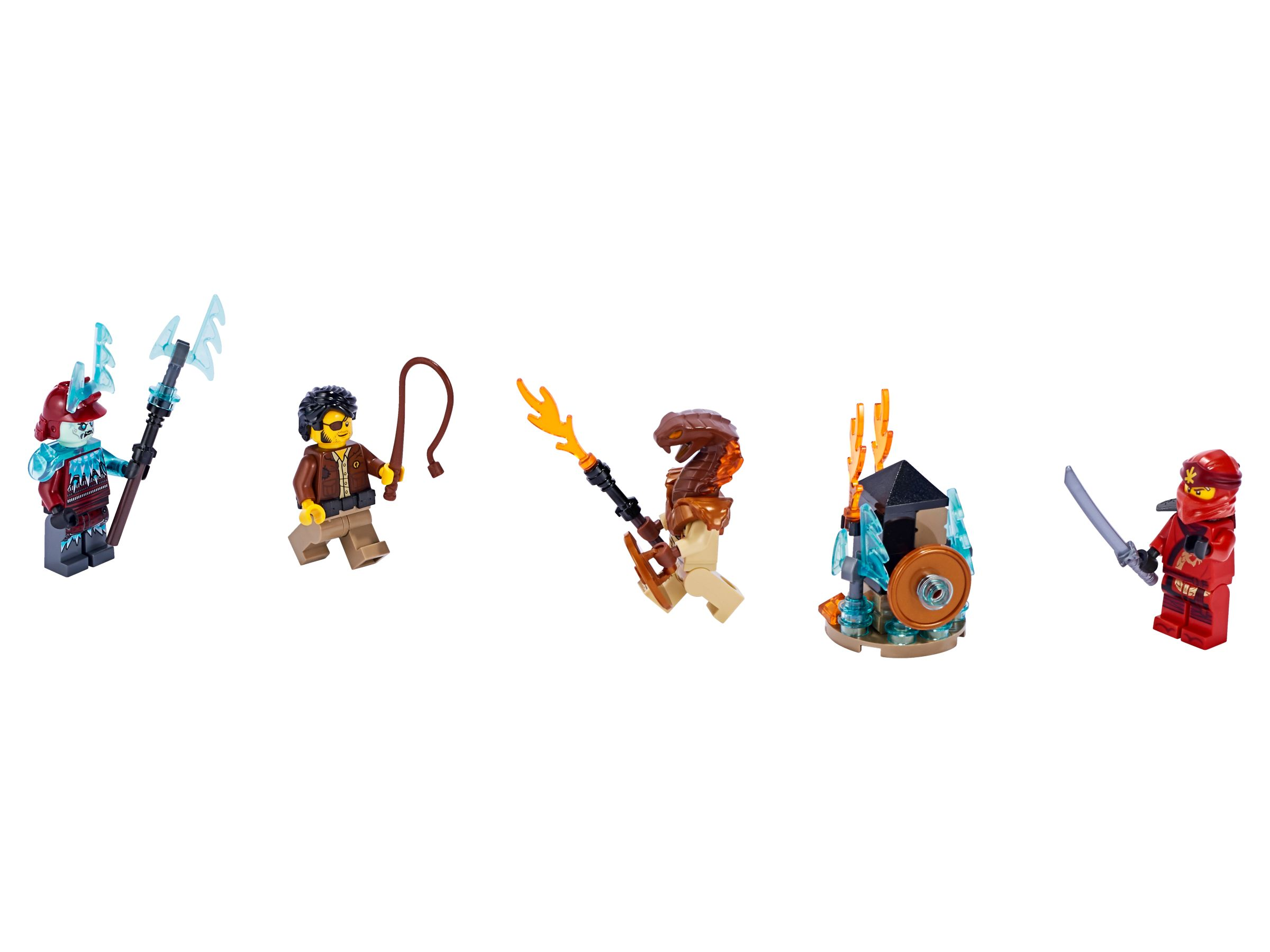 LEGO Miscellaneous 40342 Minifiguren-Set – NINJAGO® 2019