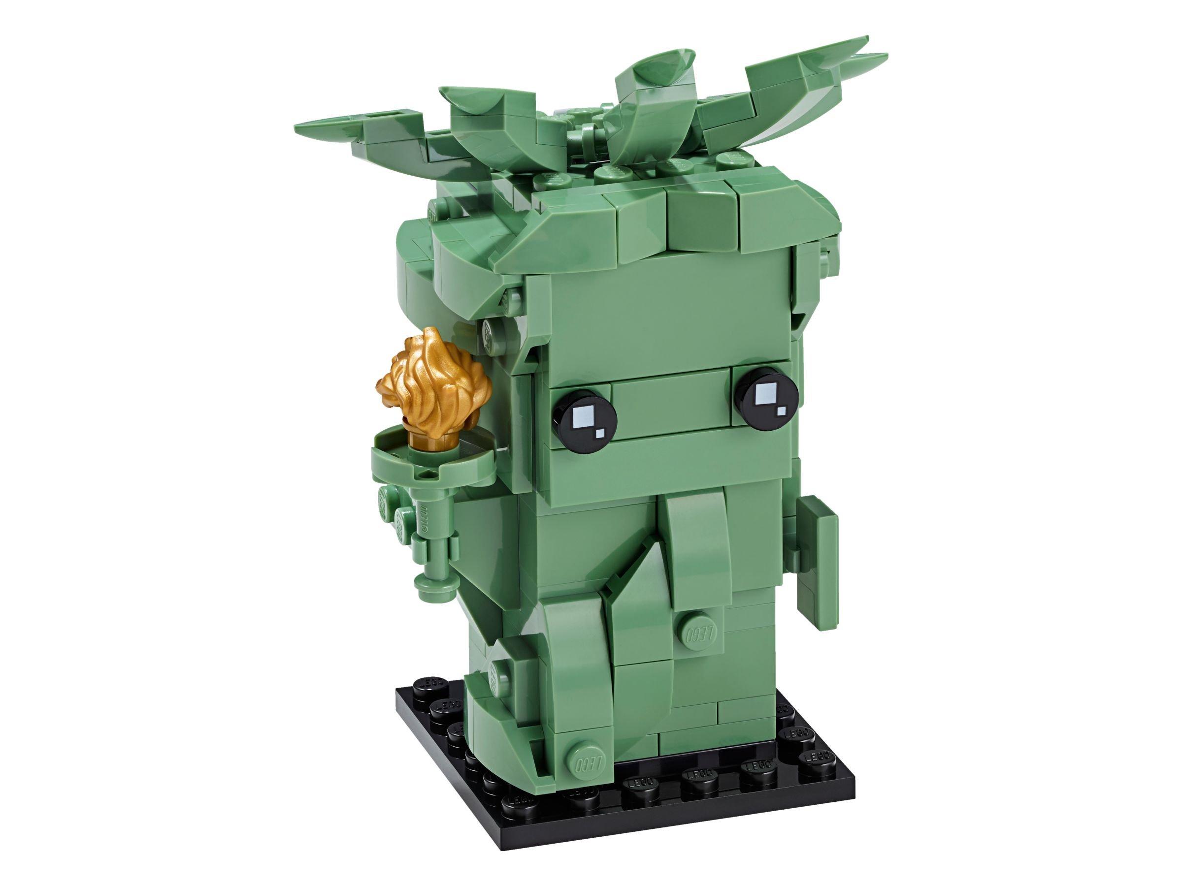 LEGO 40367 BrickHeadz Freiheitsstatue (2019)   Lady Liberty