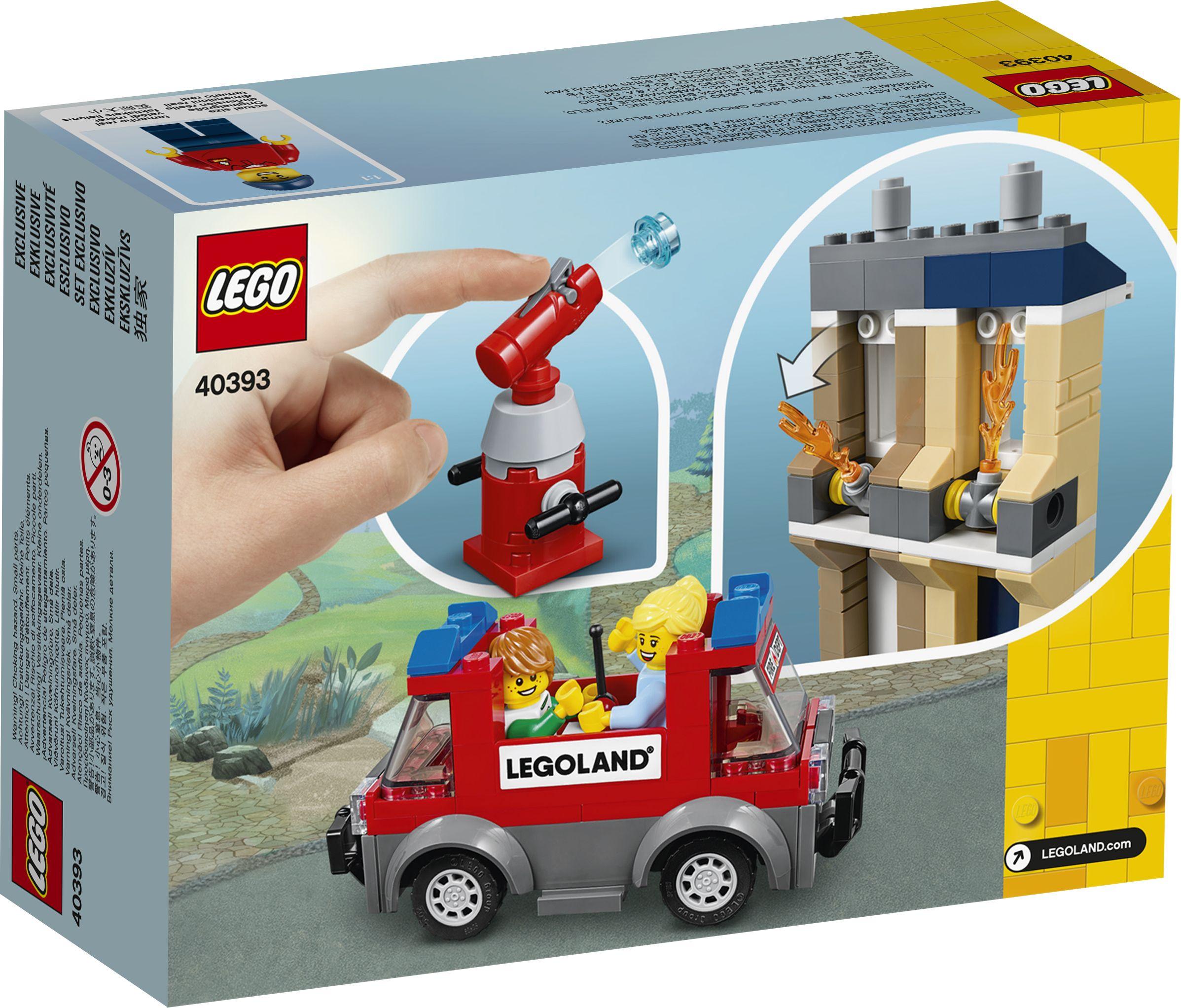 LEGO® Promotional 40393 LEGOLAND Fire Academy