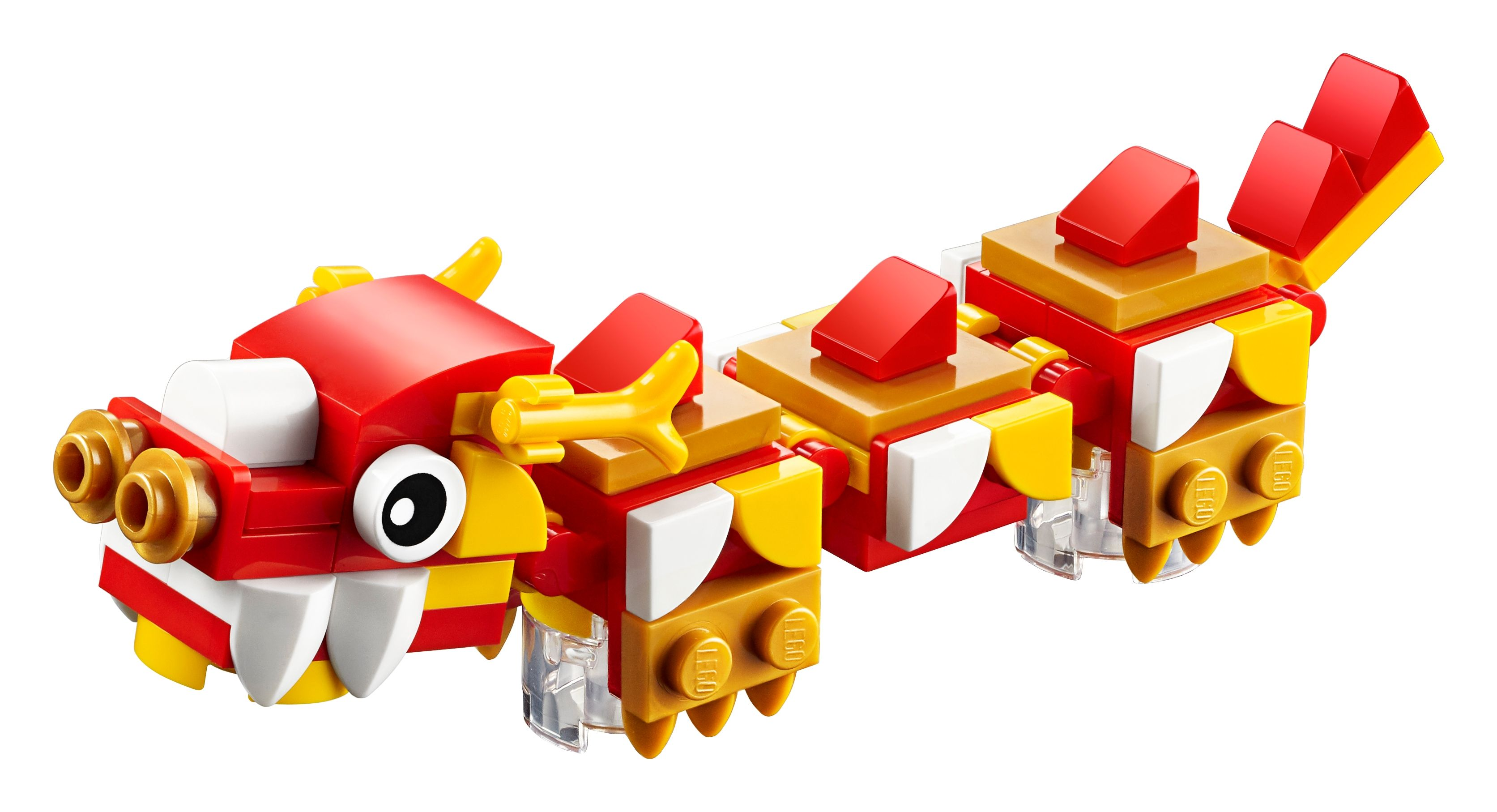 LEGO Promotional 40395 Chinese Dragon