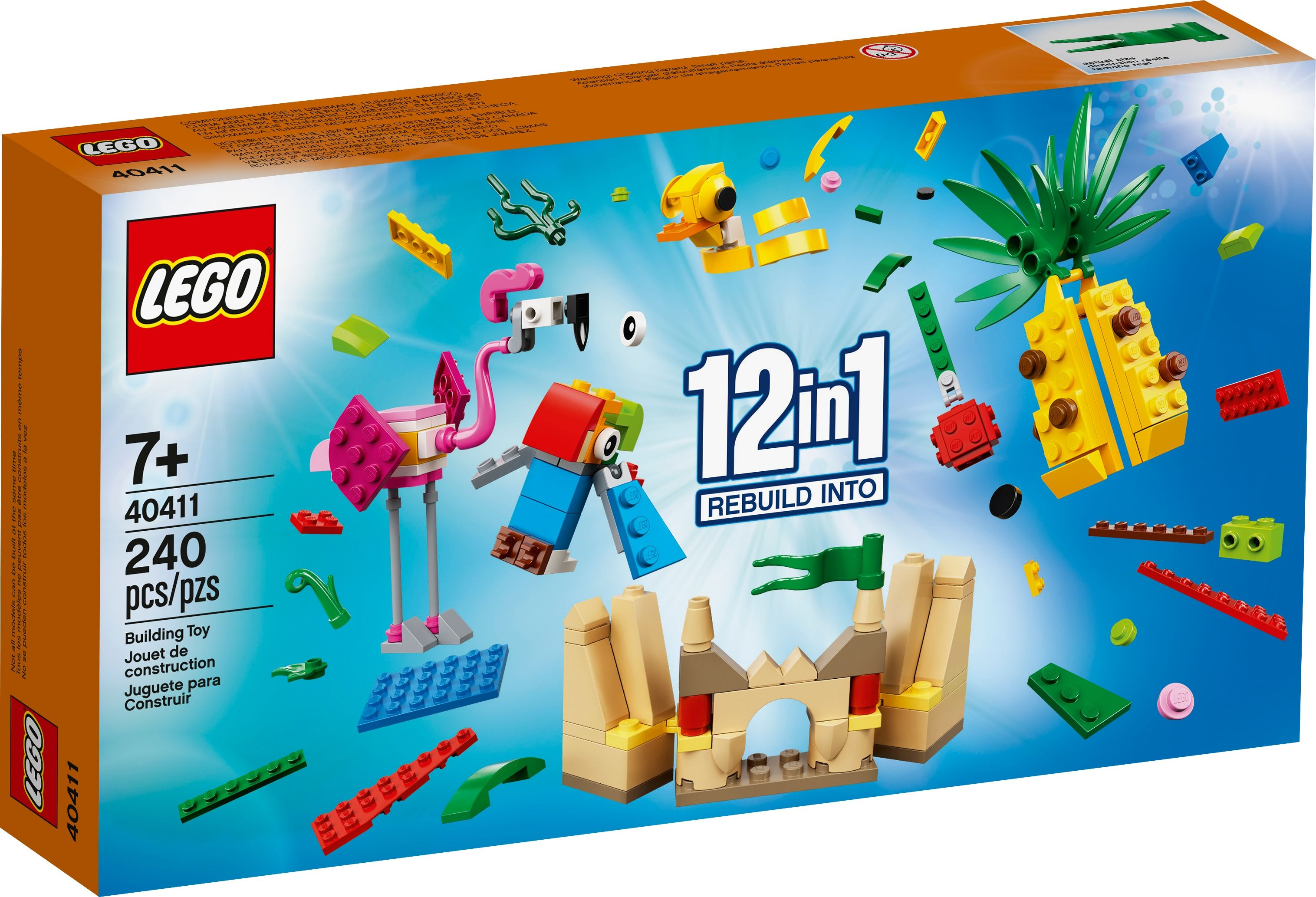 LEGO Promotional 40411 12-in-1-Sommerspaß