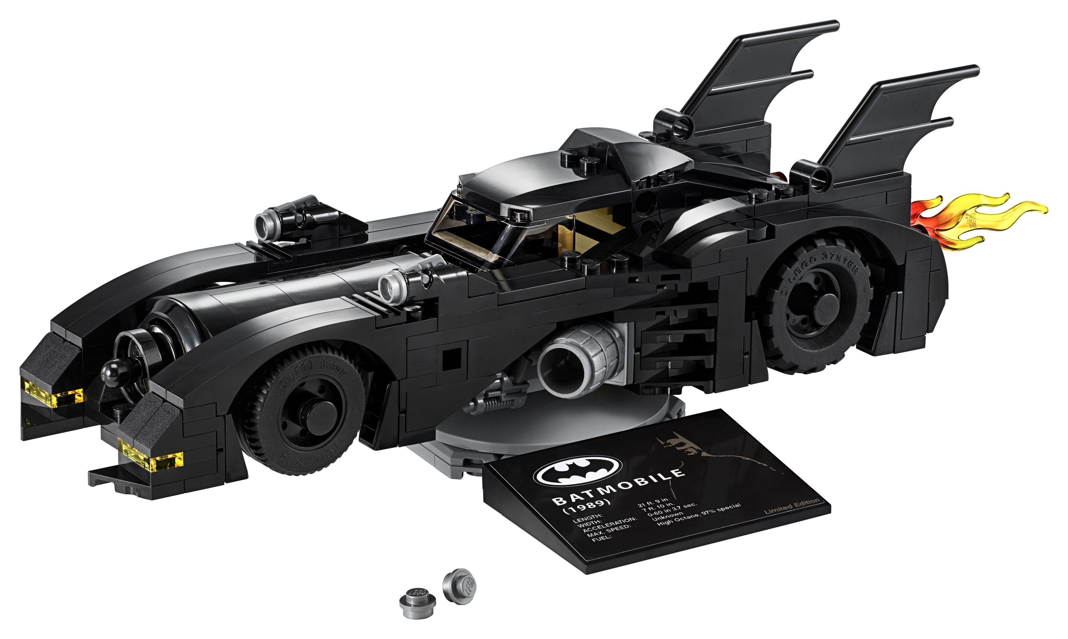 LEGO Super Heroes 40433 Mini-Batmobile™ 40433