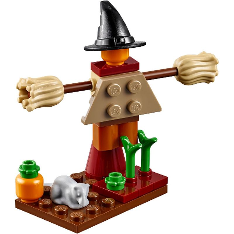 LEGO Promotional 40825 Monthly Mini Model 2018 October Scarecrow Polybag