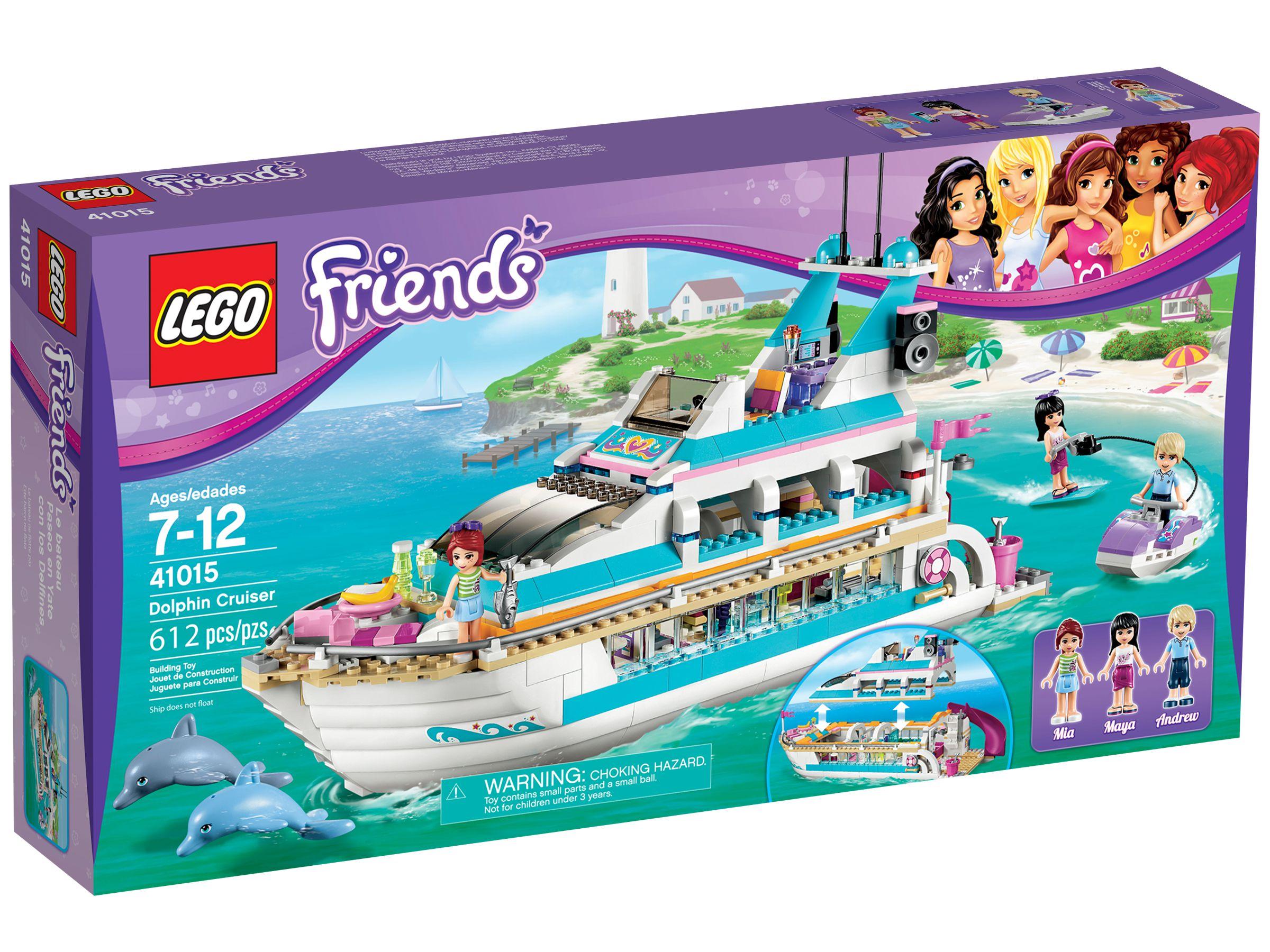 LEGO® Friends - Yacht 41015 (2013) | LEGO® Preisvergleich ...