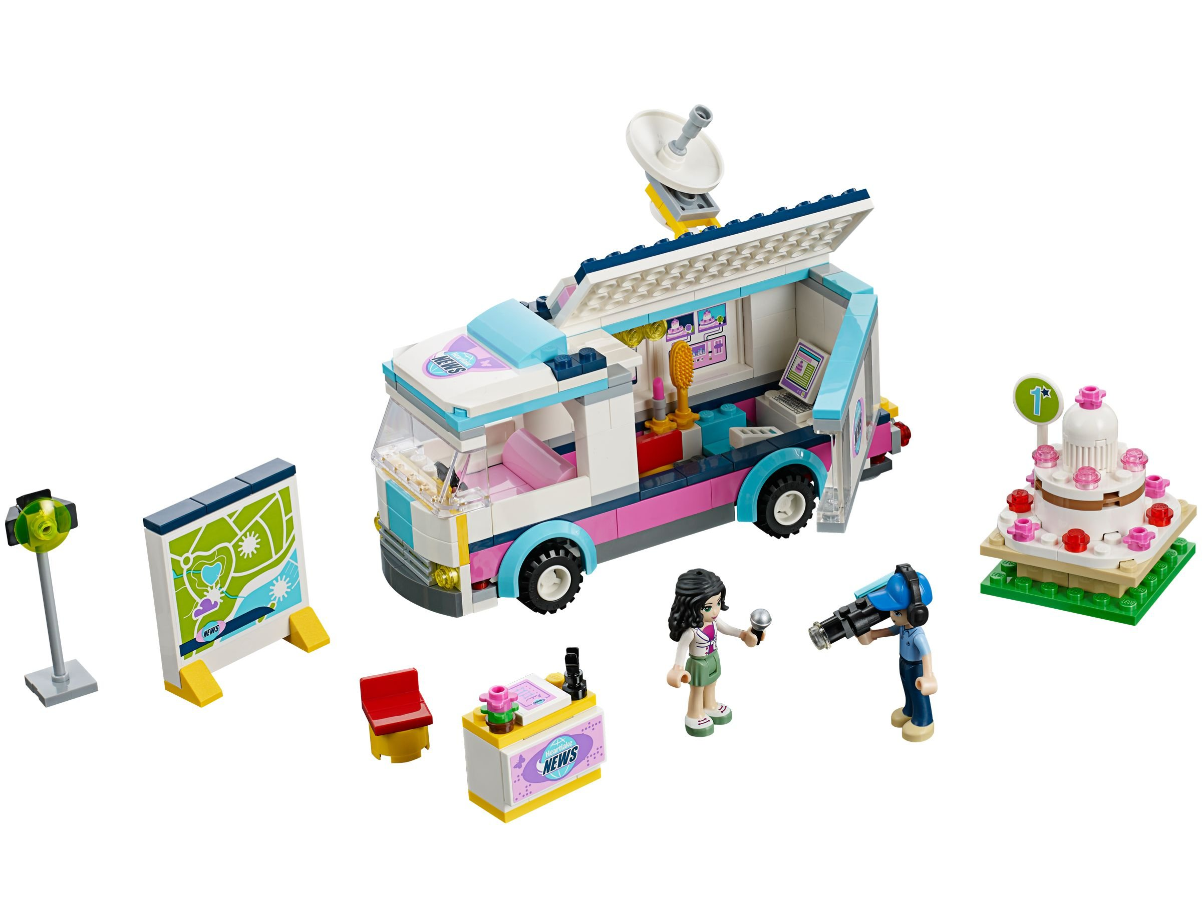 LEGO Friends 41056 Mobile Fernsehstation LEGO_41056.jpg