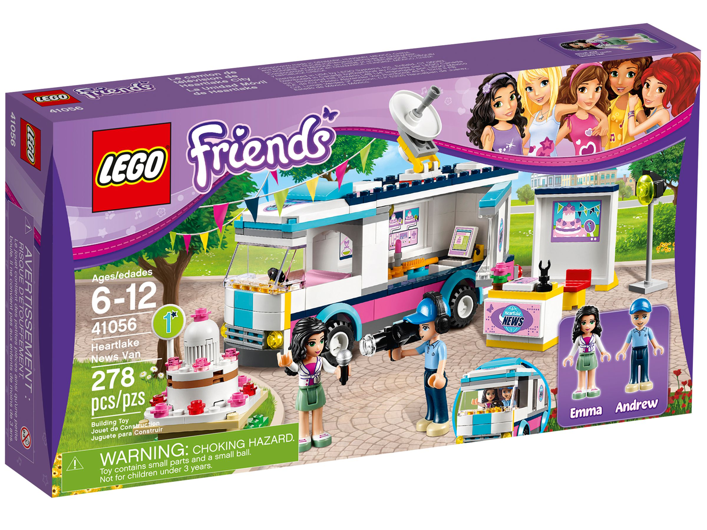 LEGO Friends 41056 Mobile Fernsehstation LEGO_41056_alt1.jpg