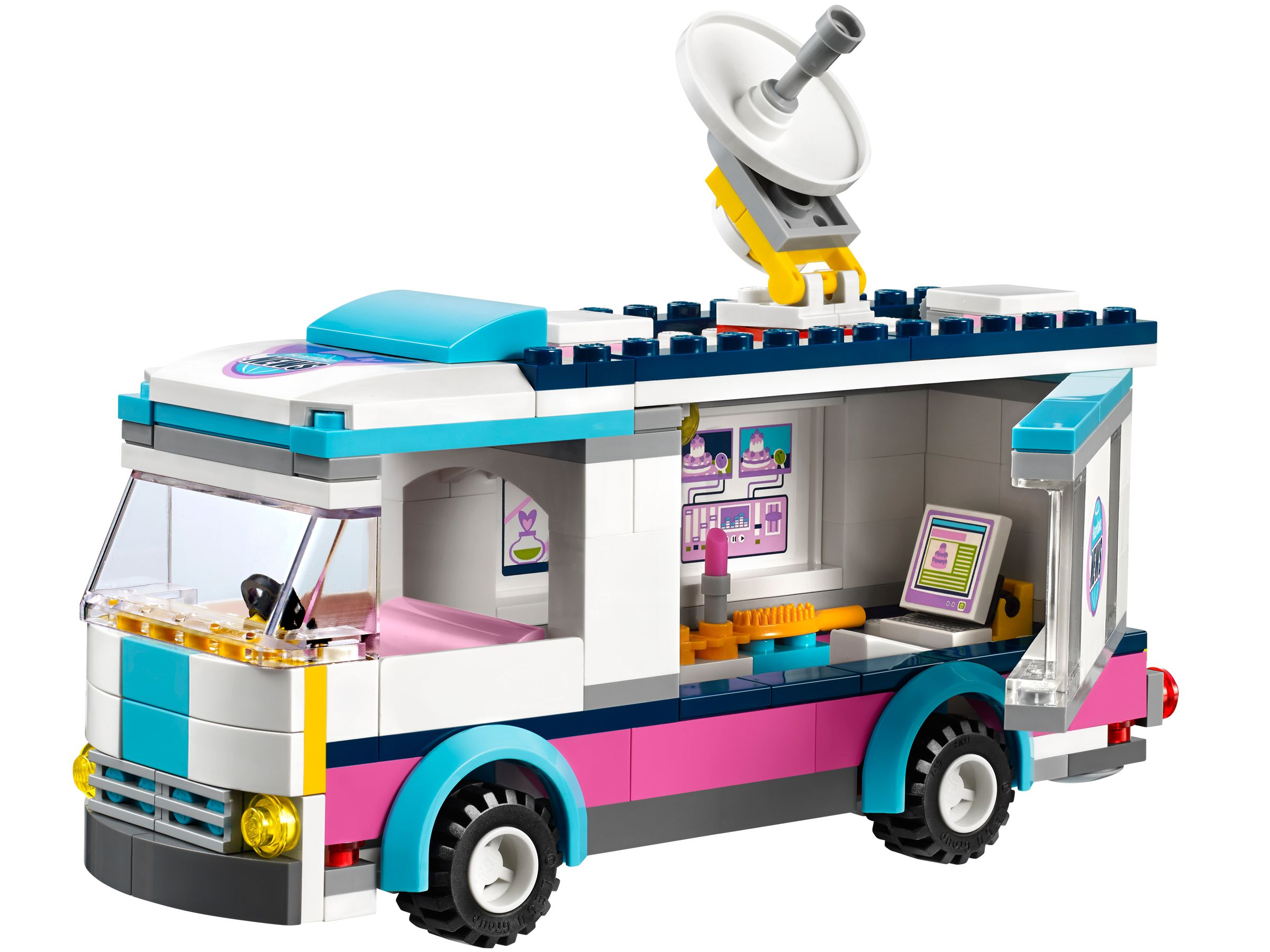LEGO Friends 41056 Mobile Fernsehstation LEGO_41056_alt6.jpg