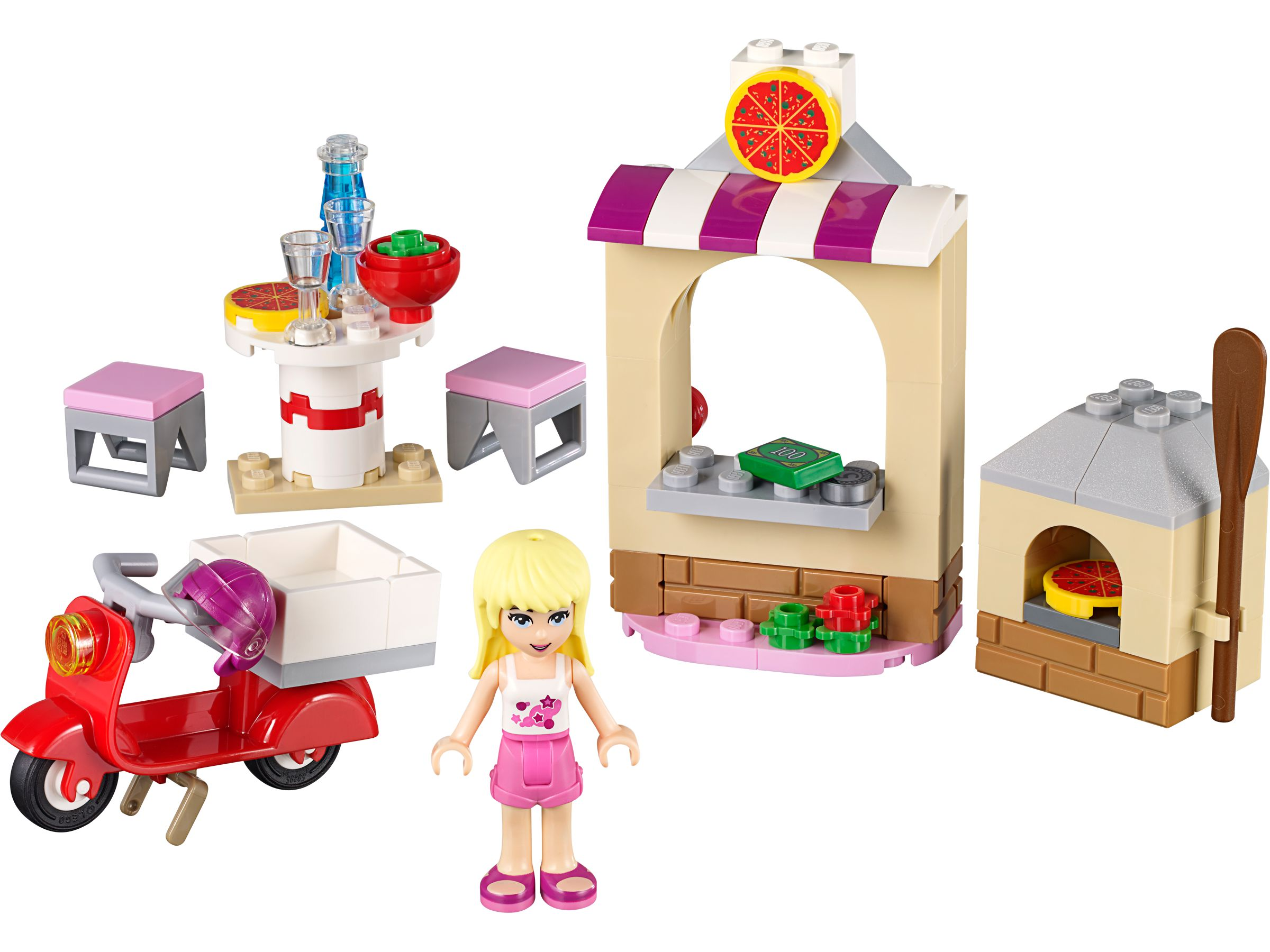 LEGO Friends 41092 Stephanies Pizzeria LEGO_41092.jpg