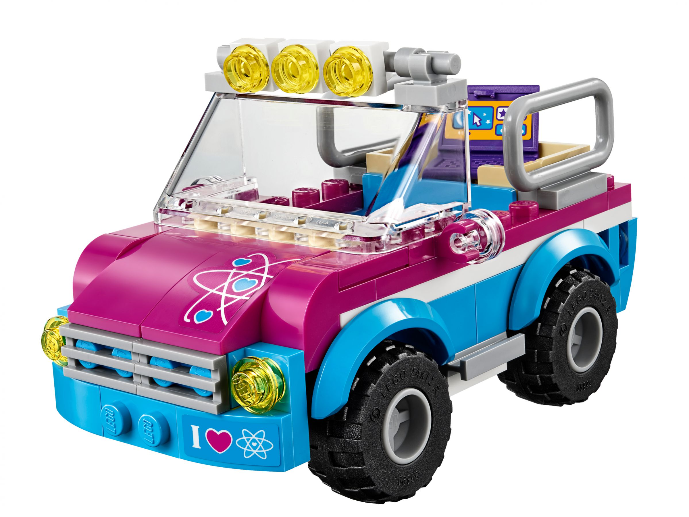 LEGO Friends 41116 Olivias Expeditionsauto LEGO_41116_alt2.jpg
