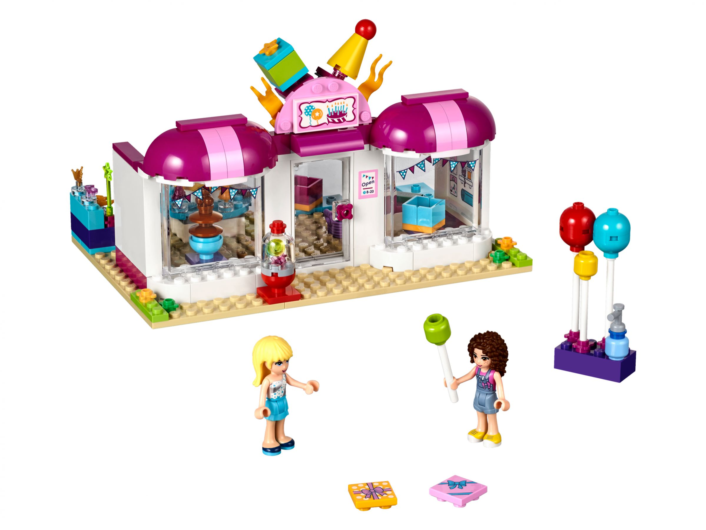 LEGO Friends 41132 Heartlake Partyladen