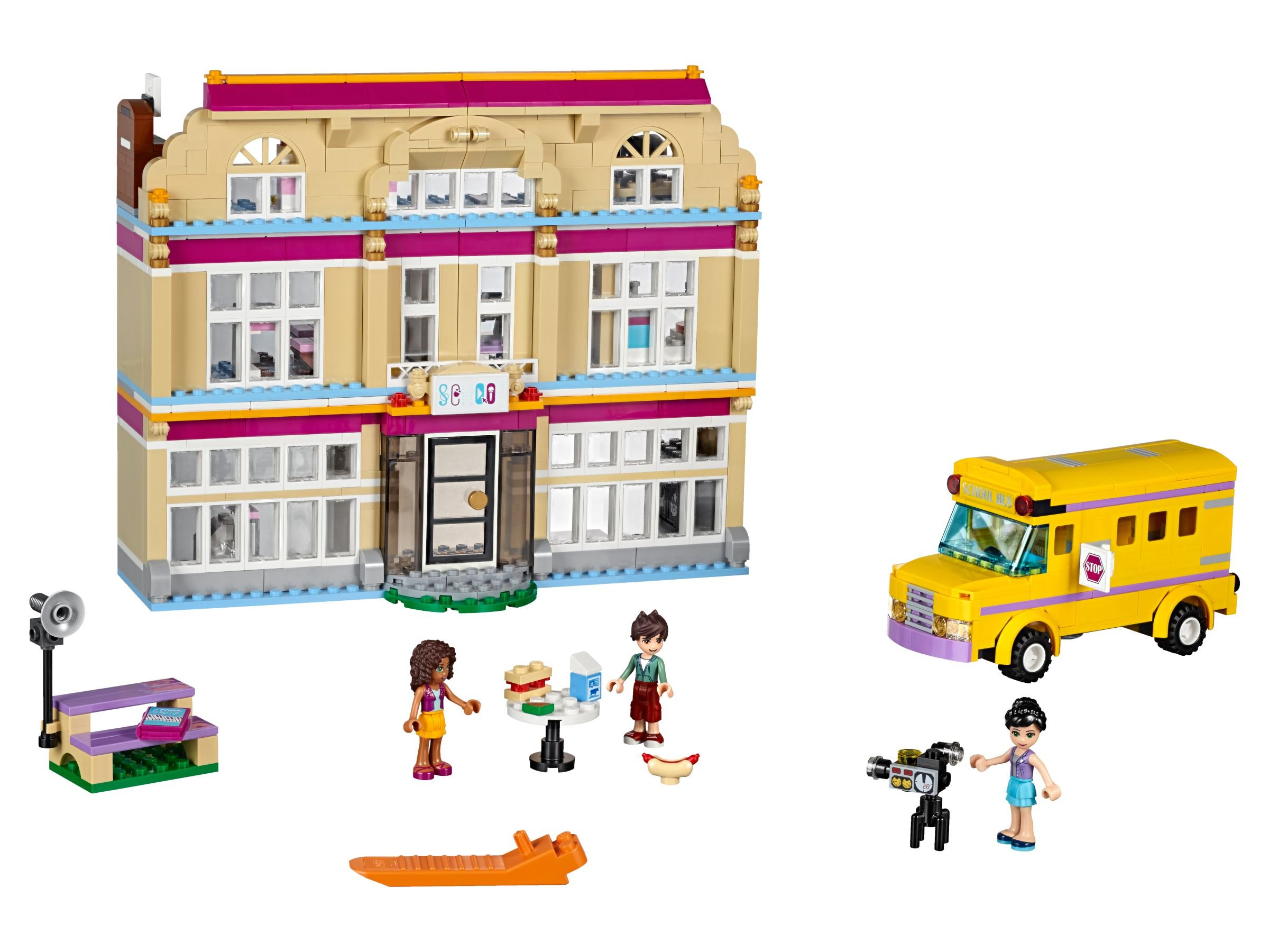 LEGO Friends 41134 Heartlake Kunstschule
