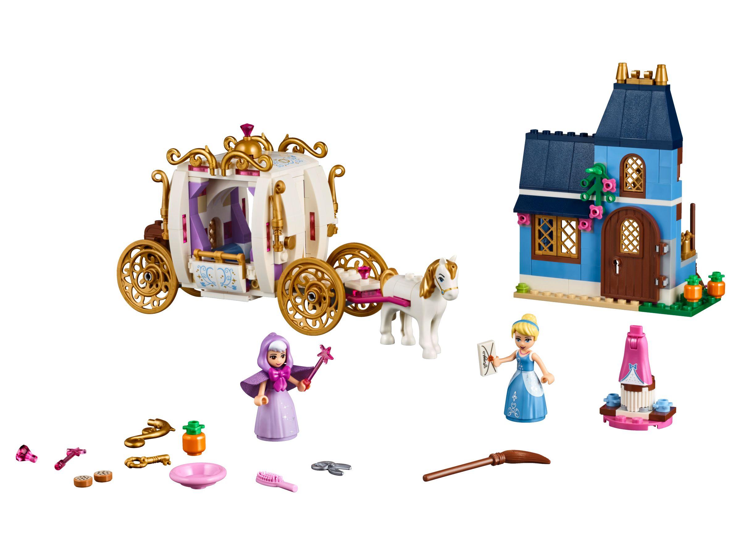 lego cinderella carriage instructions 41146