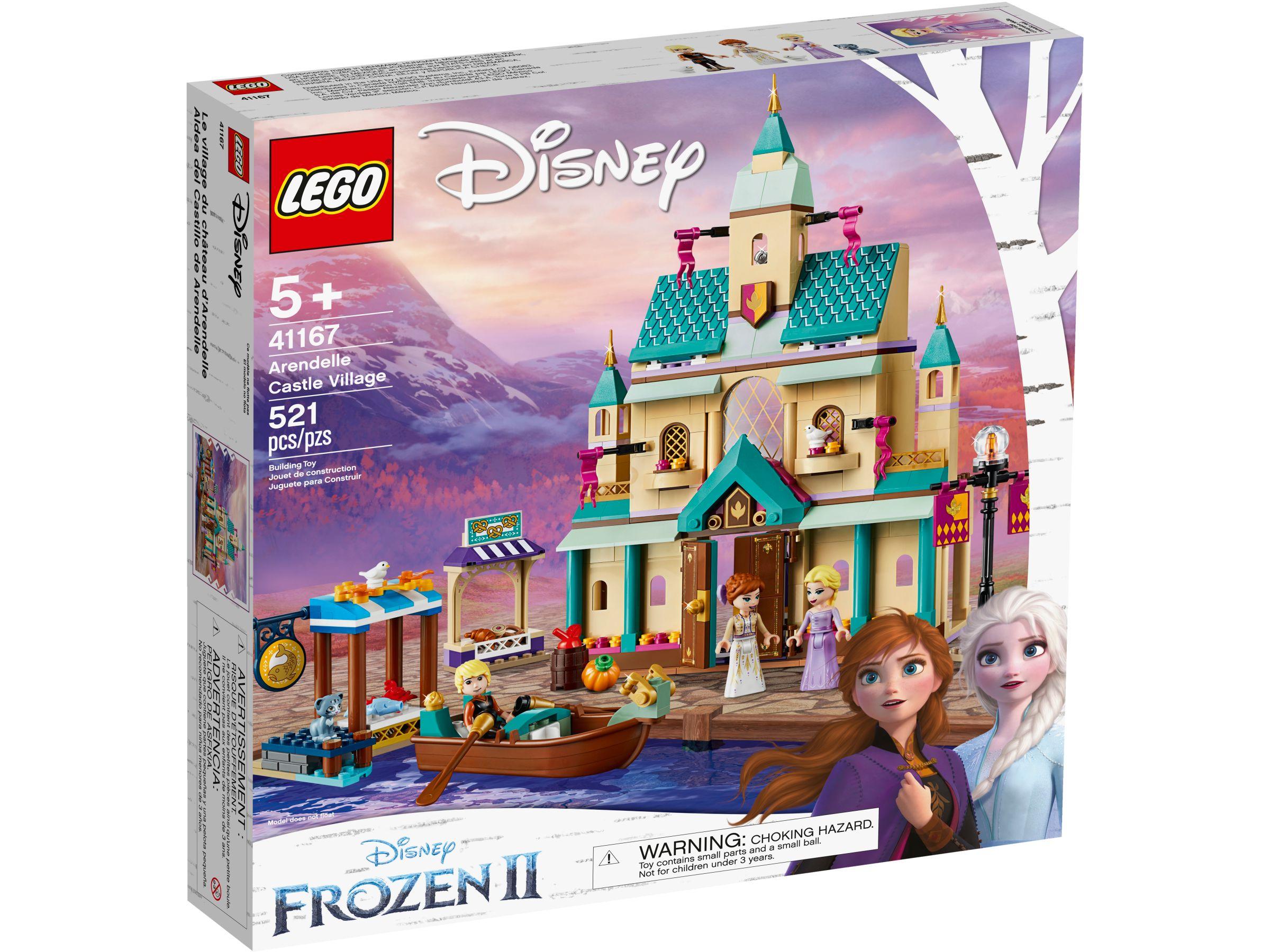 LEGO® Disney 41167 Schloss Arendelle