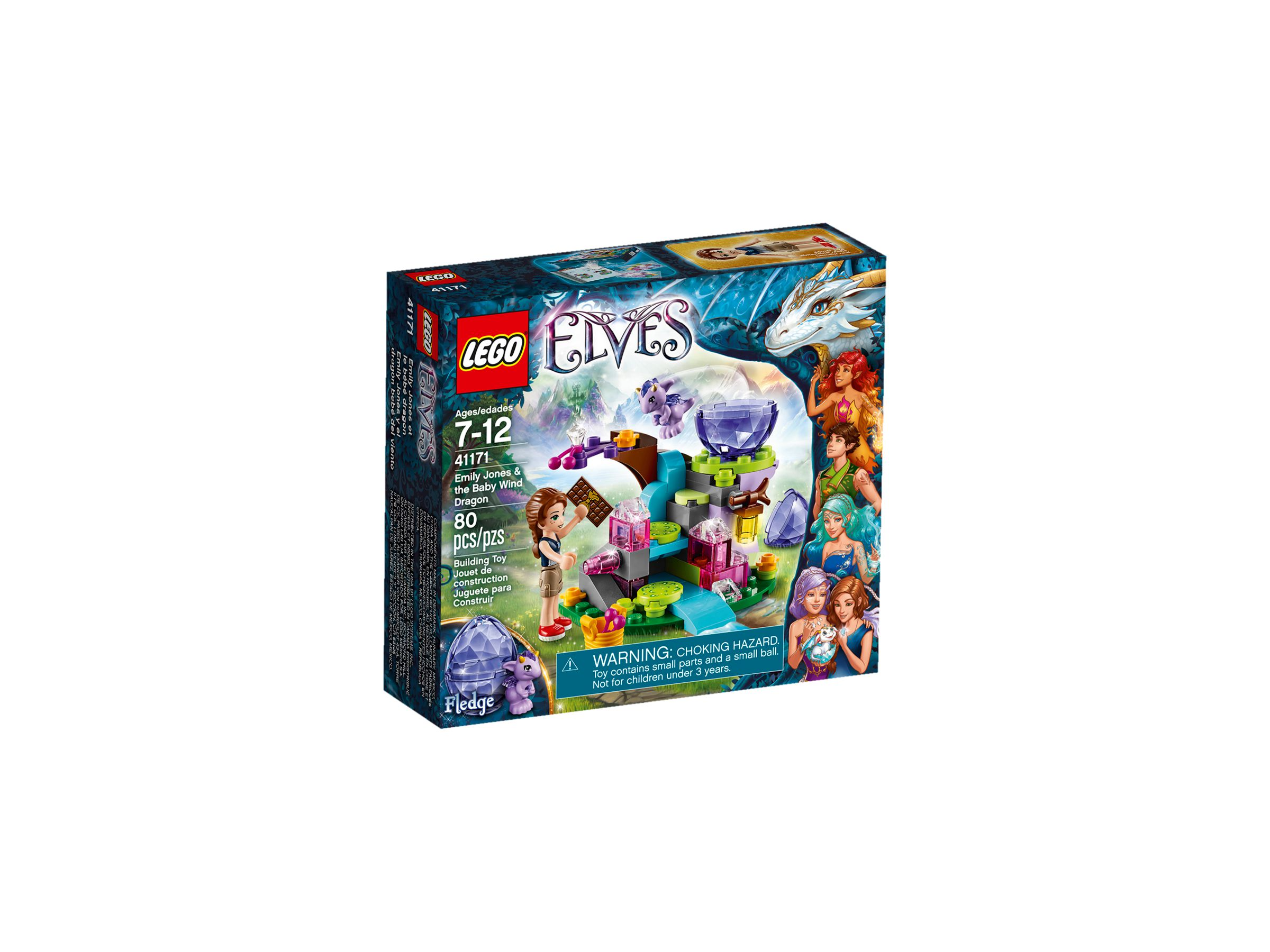 LEGO Elves 41171 Emily Jones & das Winddrachen-Baby LEGO_41171_alt1.jpg