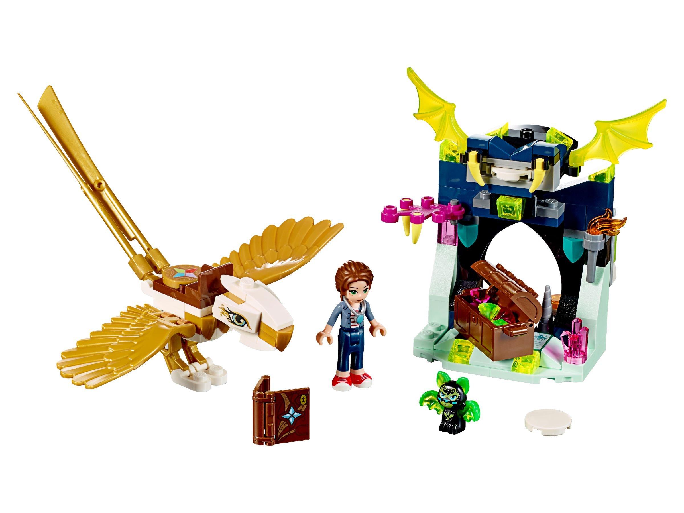 Lego 41191-ELFES-Naida E L