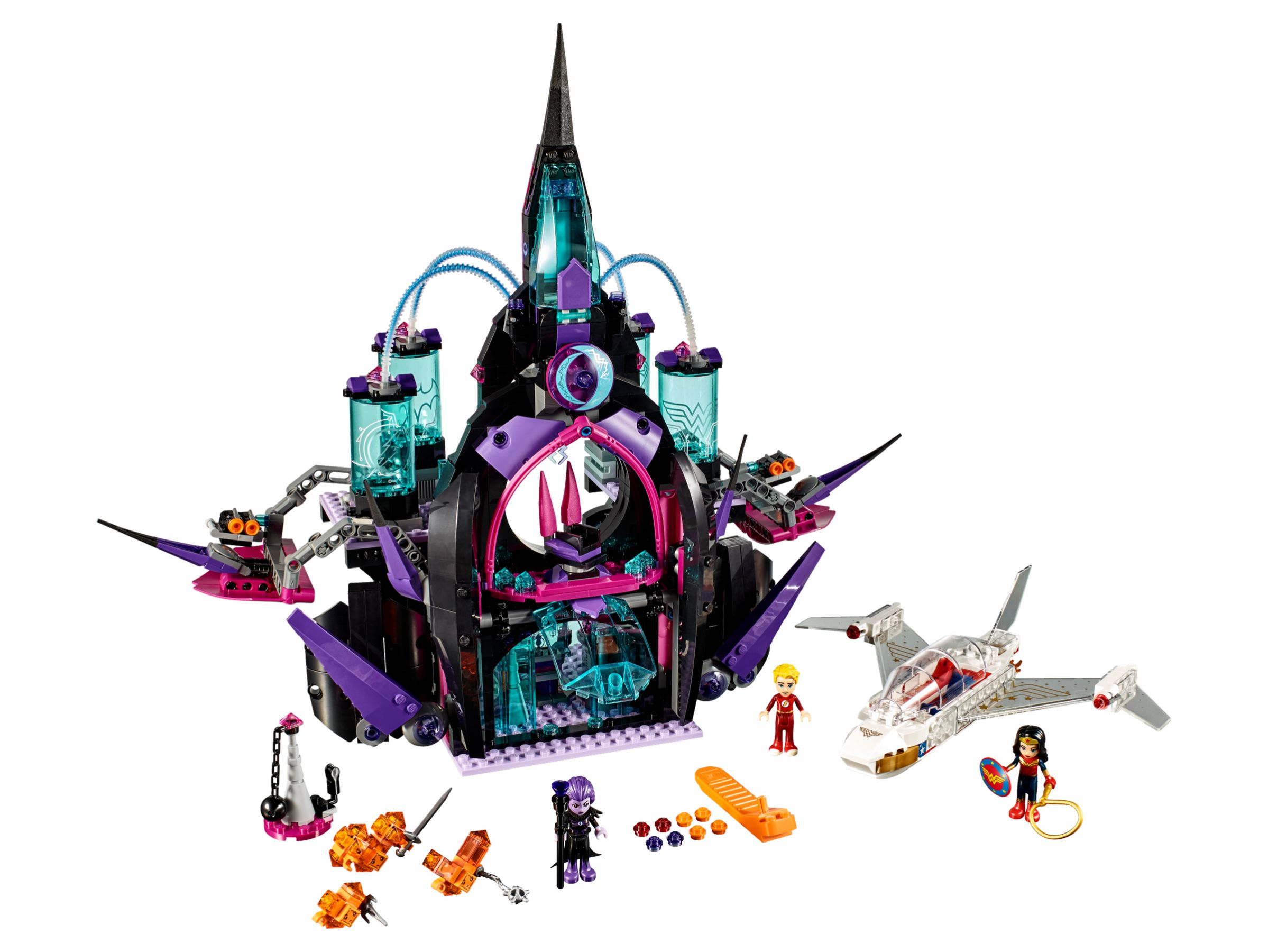 LEGO DC Super Hero Girls 41239 Der dunkle Palast von Eclipso™