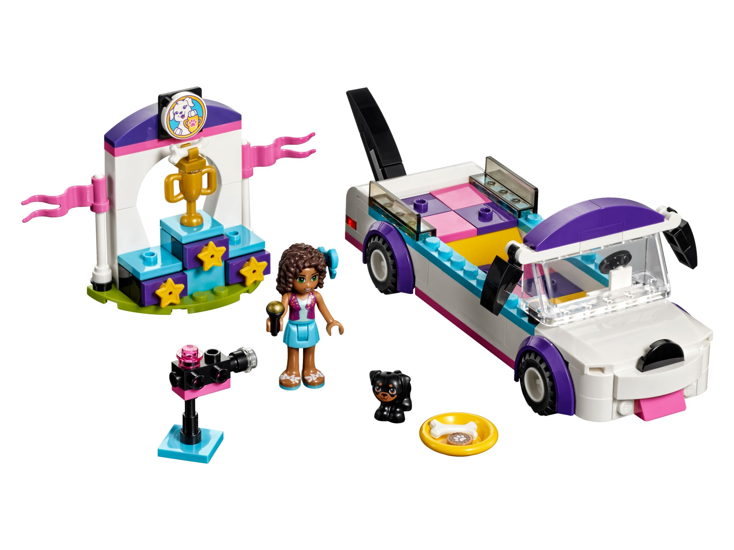 LEGO Friends 41301 Welpenparade