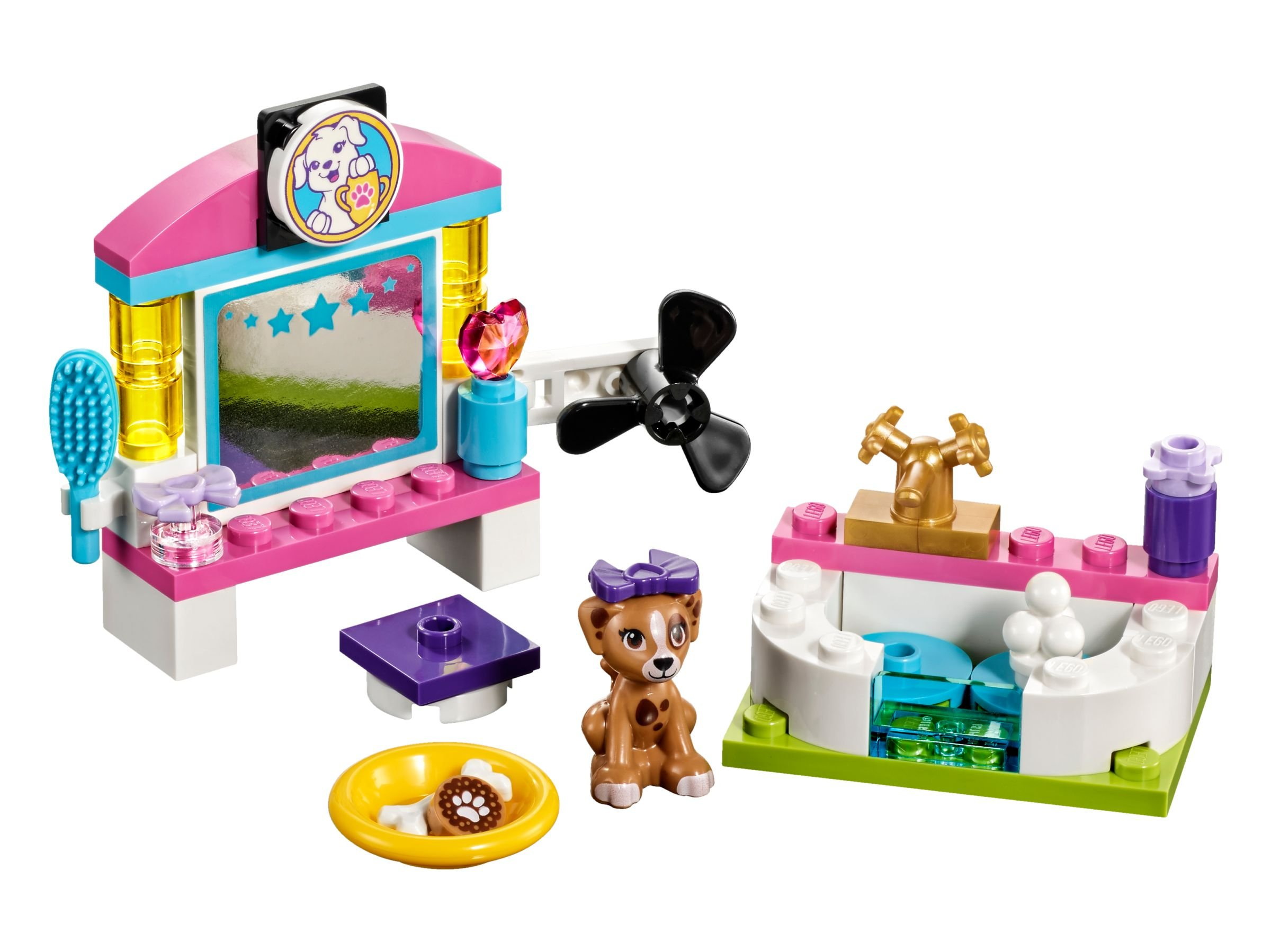 LEGO Friends 41302 Welpensalon