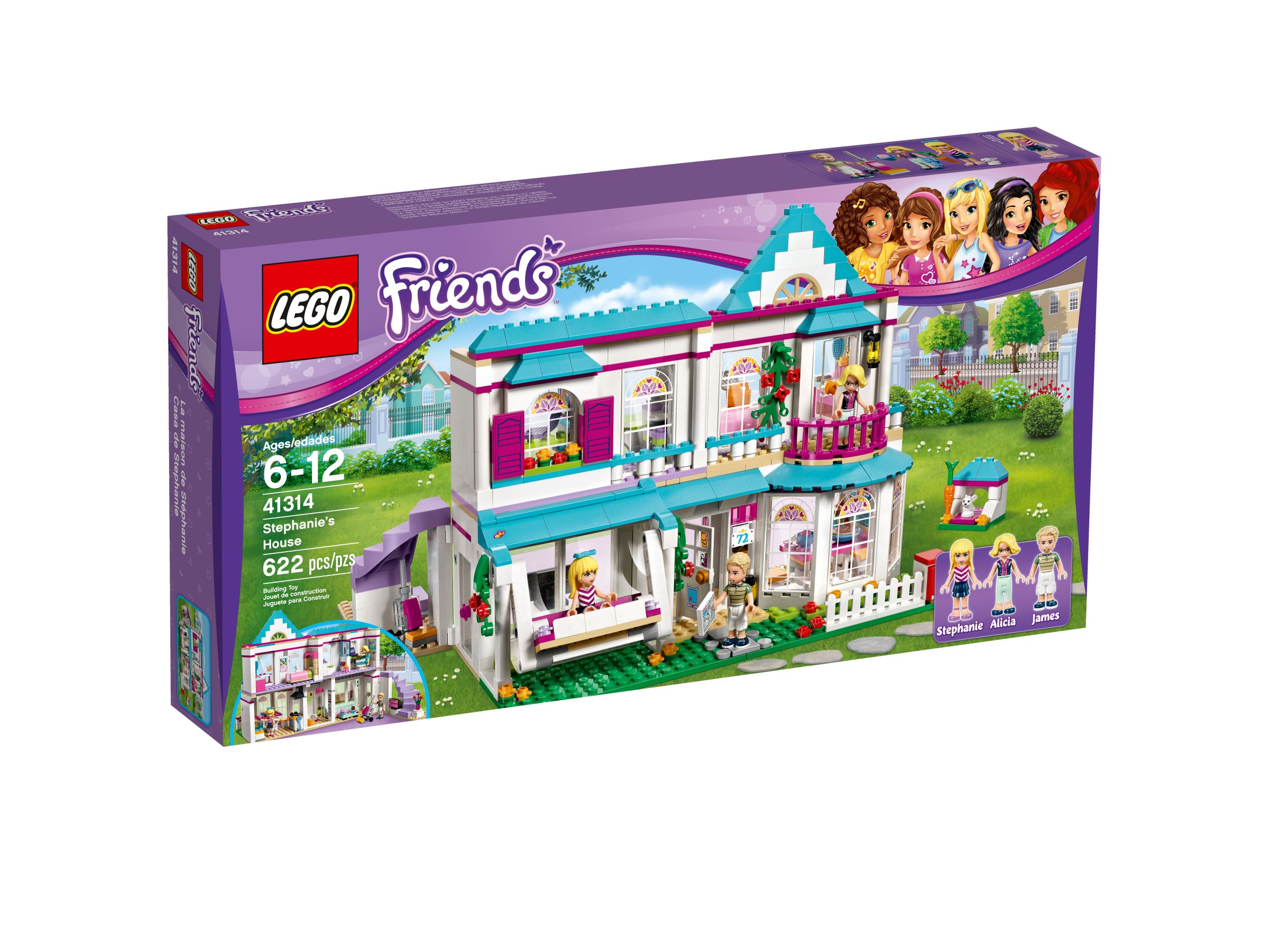 lego 41314 stephanies haus friends 2017 ab 49 00 30 gespart stephanie 39 s house brickmerge. Black Bedroom Furniture Sets. Home Design Ideas