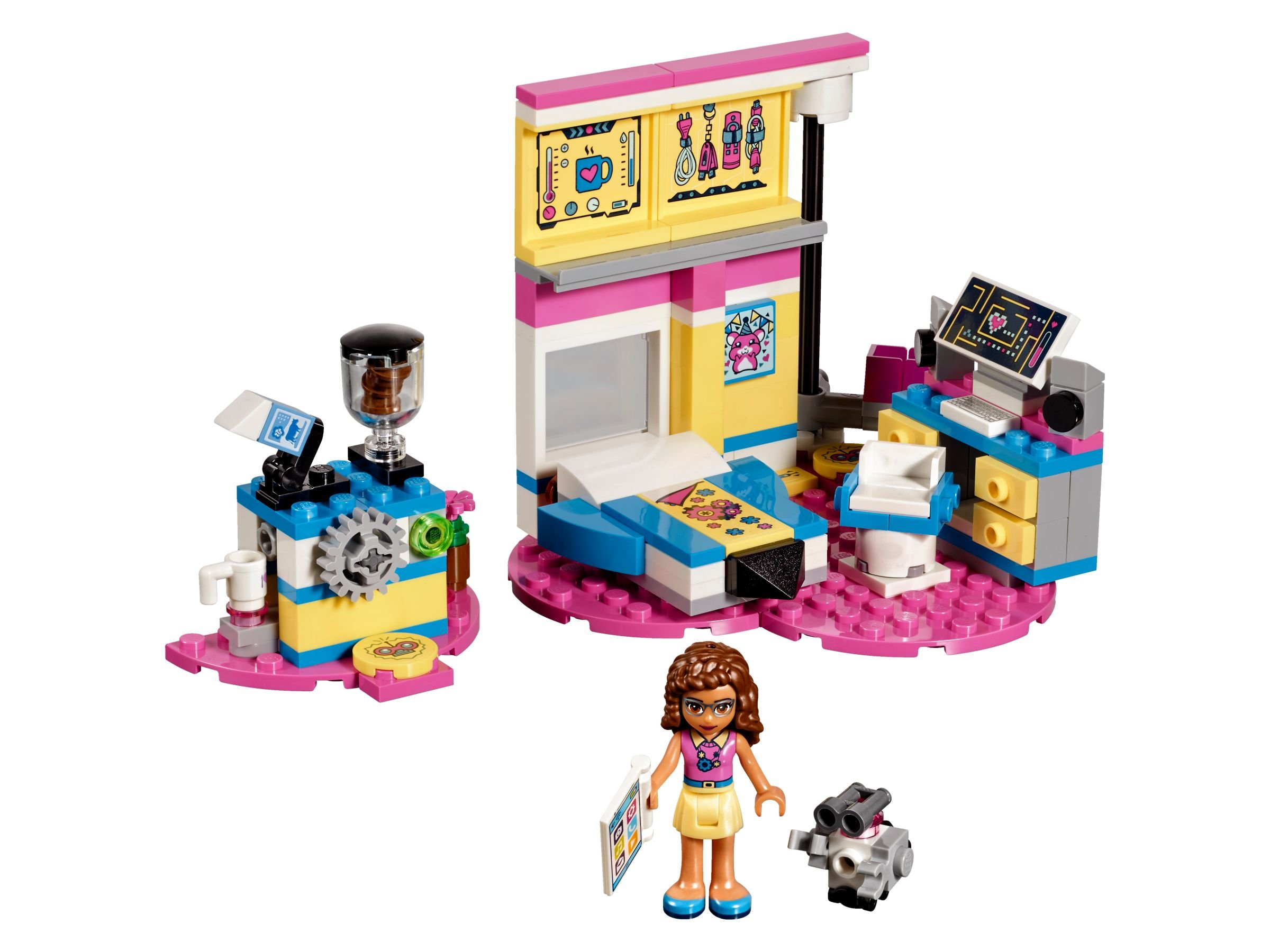 Lego 41329 Ab 12 50 17 Gespart Friends Olivia S