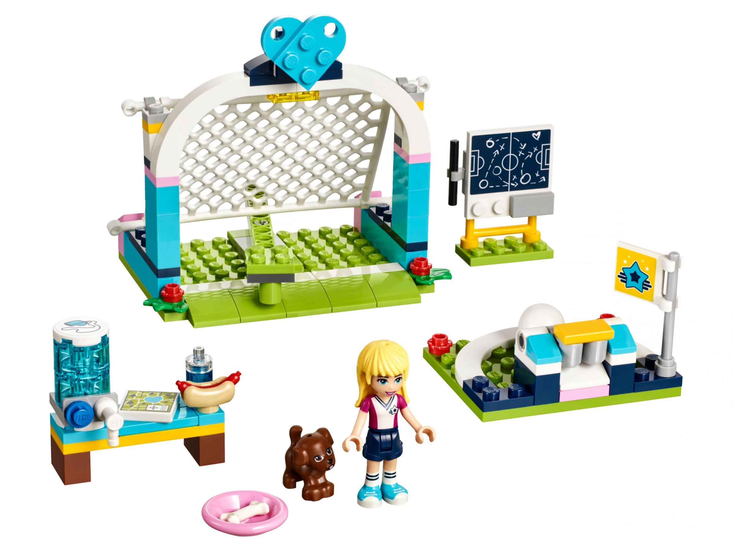LEGO Friends 41330 Fußballtraining mit Stephanie