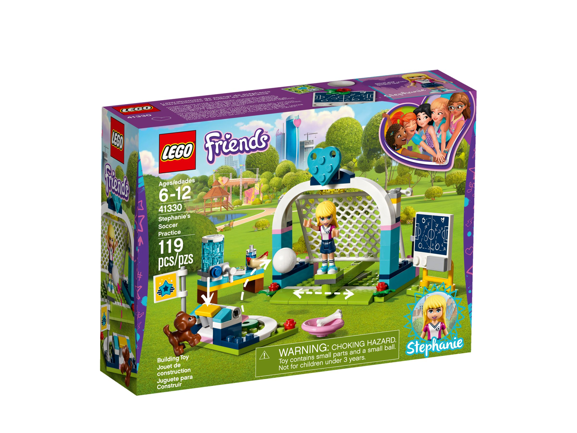 LEGO Friends 41330 Fußballtraining mit Stephanie LEGO_41330_alt1.jpg