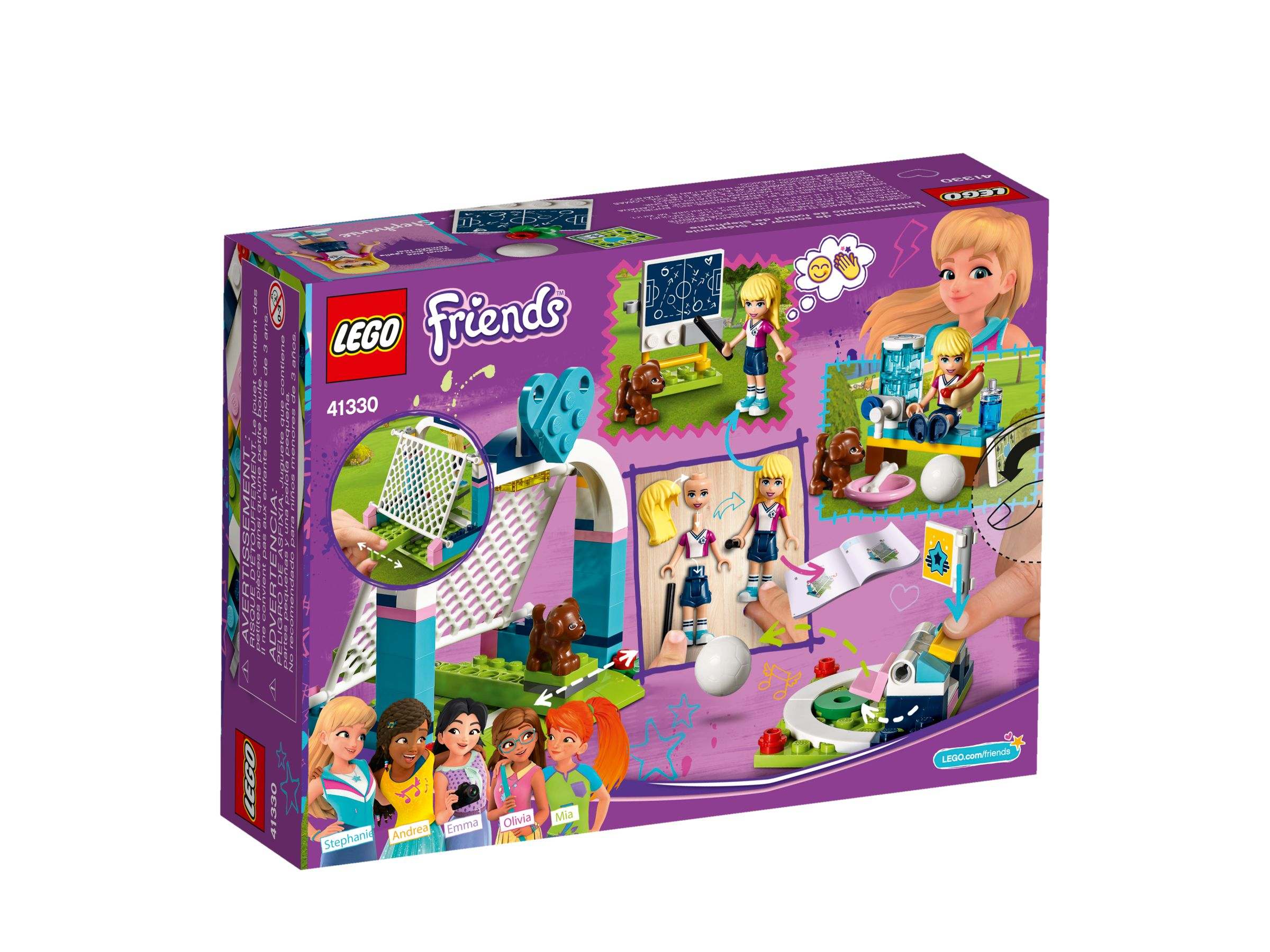 LEGO Friends 41330 Fußballtraining mit Stephanie LEGO_41330_alt2.jpg