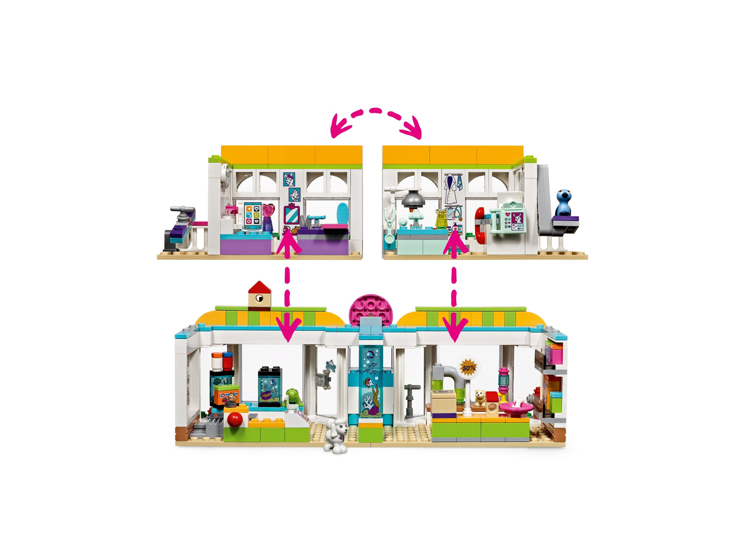 LEGO Friends 41345 Heartlake City Haustierzentrum LEGO_41345_alt2.jpg