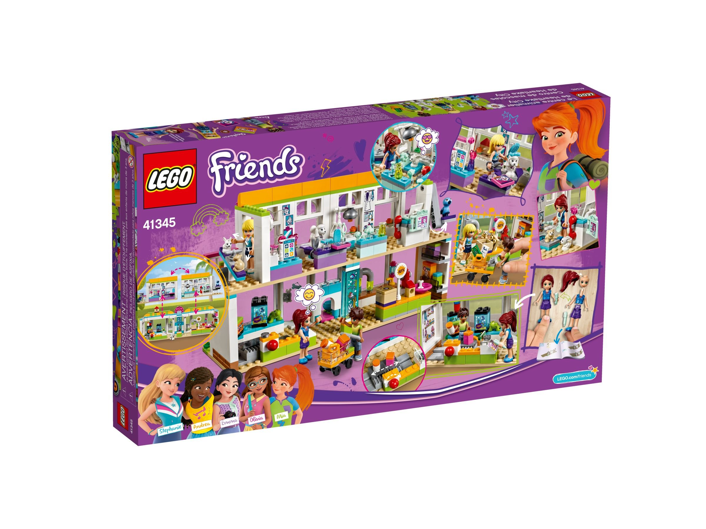 LEGO Friends 41345 Heartlake City Haustierzentrum LEGO_41345_alt4.jpg