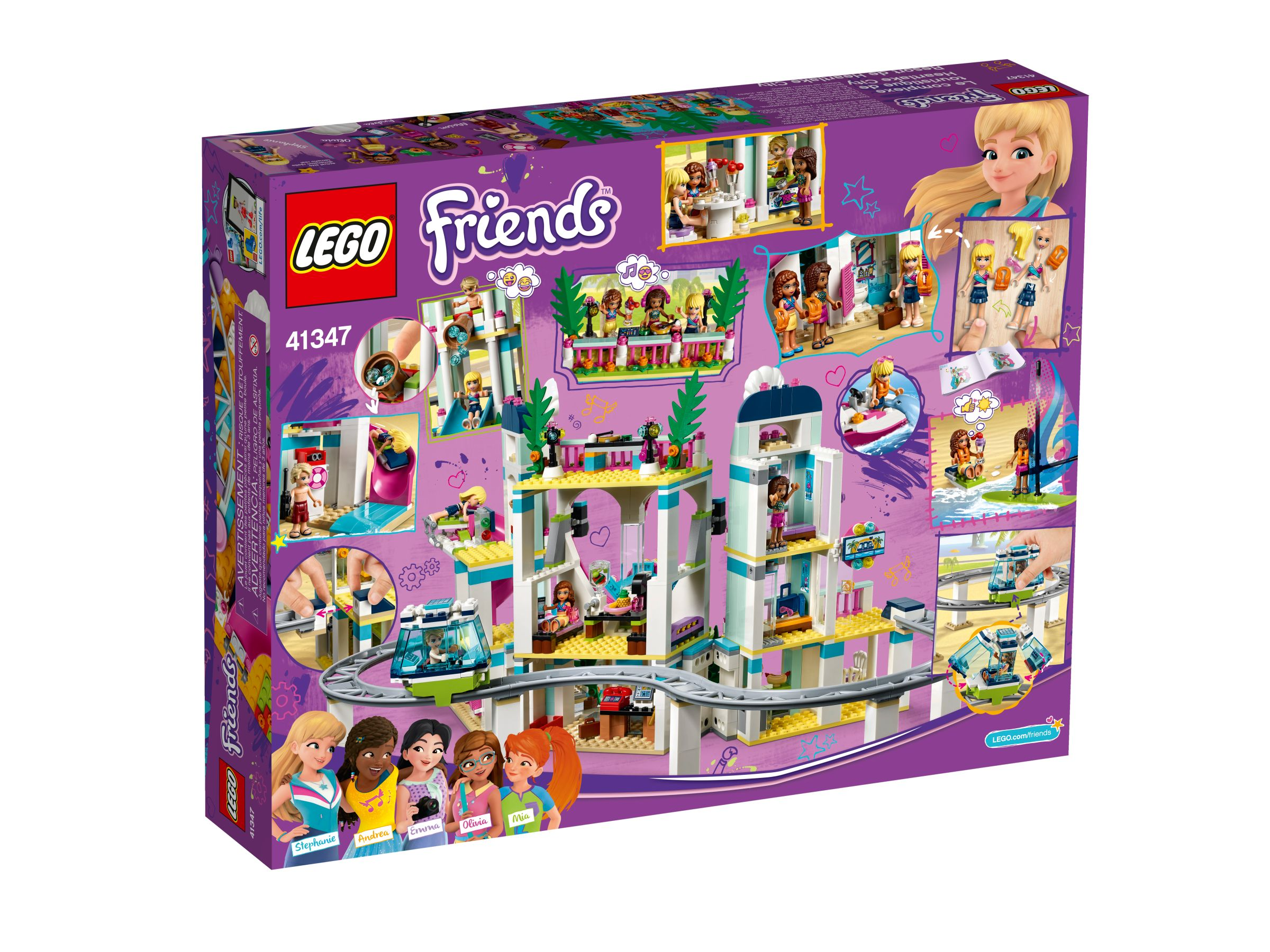LEGO Friends 41347 Heartlake City Resort LEGO_41347_alt4.jpg