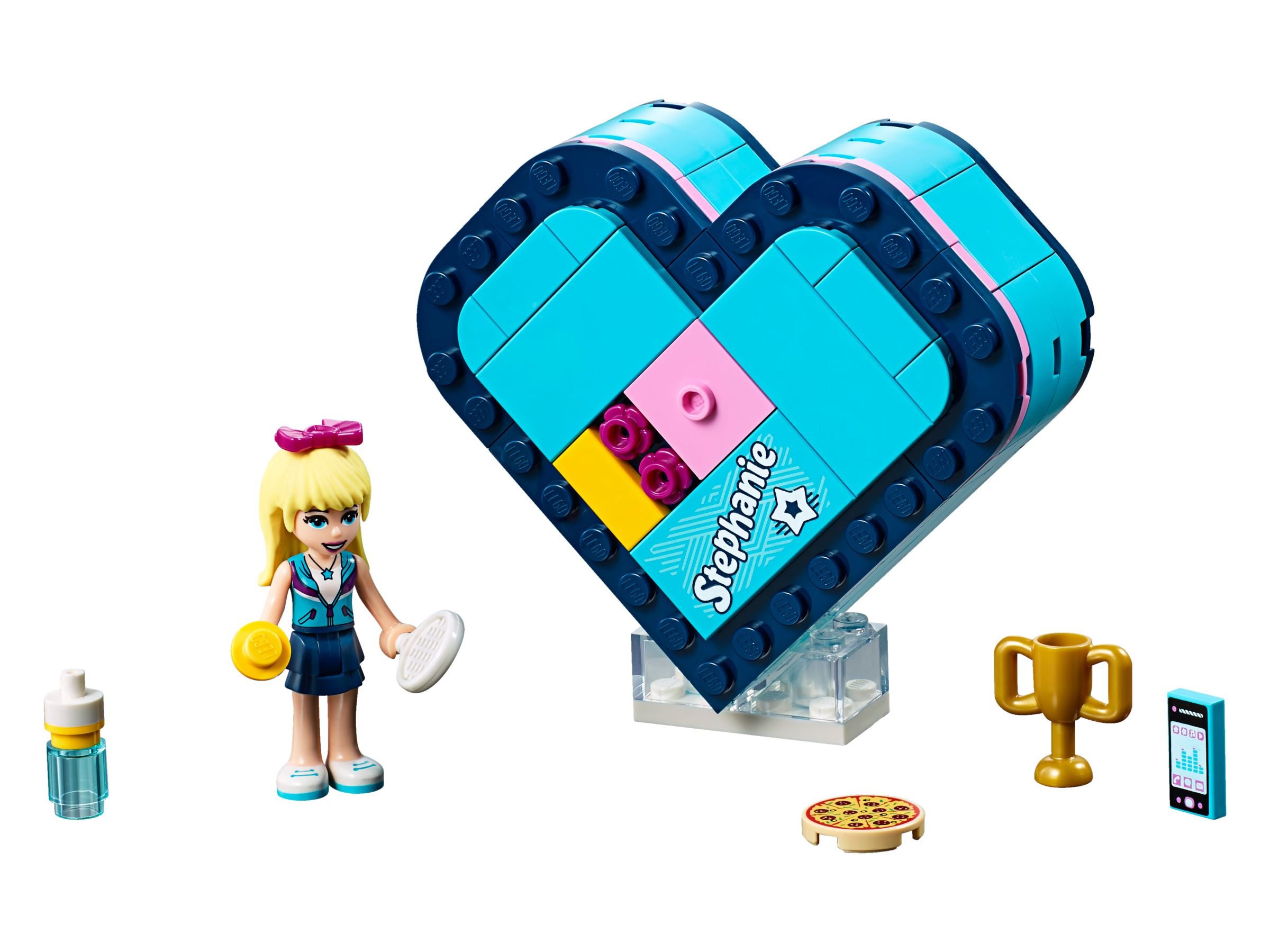LEGO Friends 41356 Stephanies Herzbox