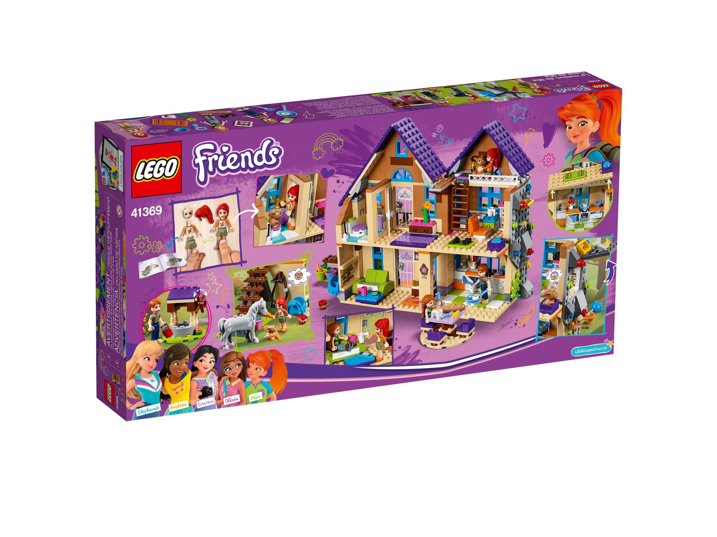Lego 41369 Mias Haus Mit Pferd Friends 2019 Ab 51 57 26