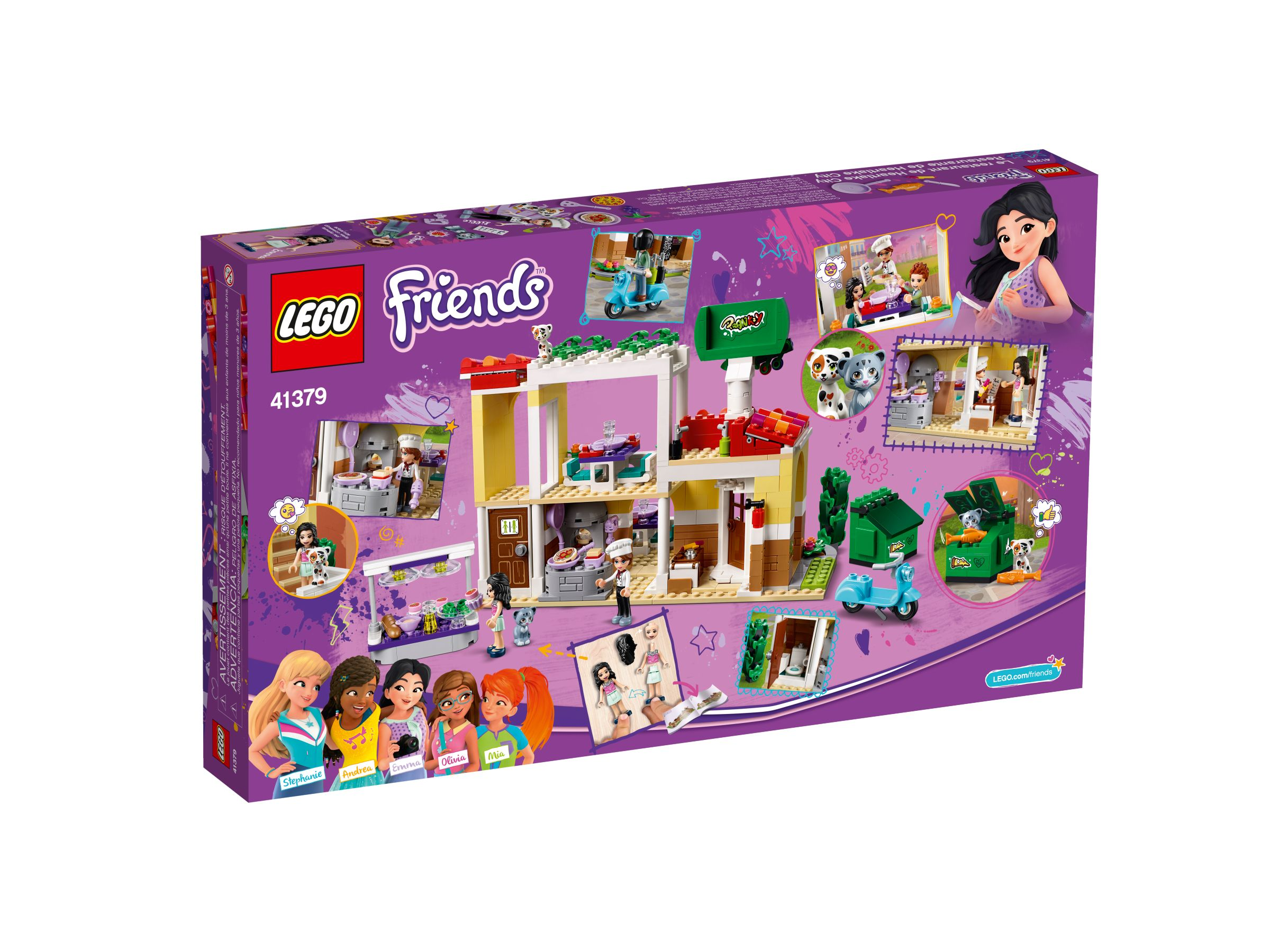 LEGO Friends 41379 Heartlake City Restaurant LEGO_41379_alt4.jpg