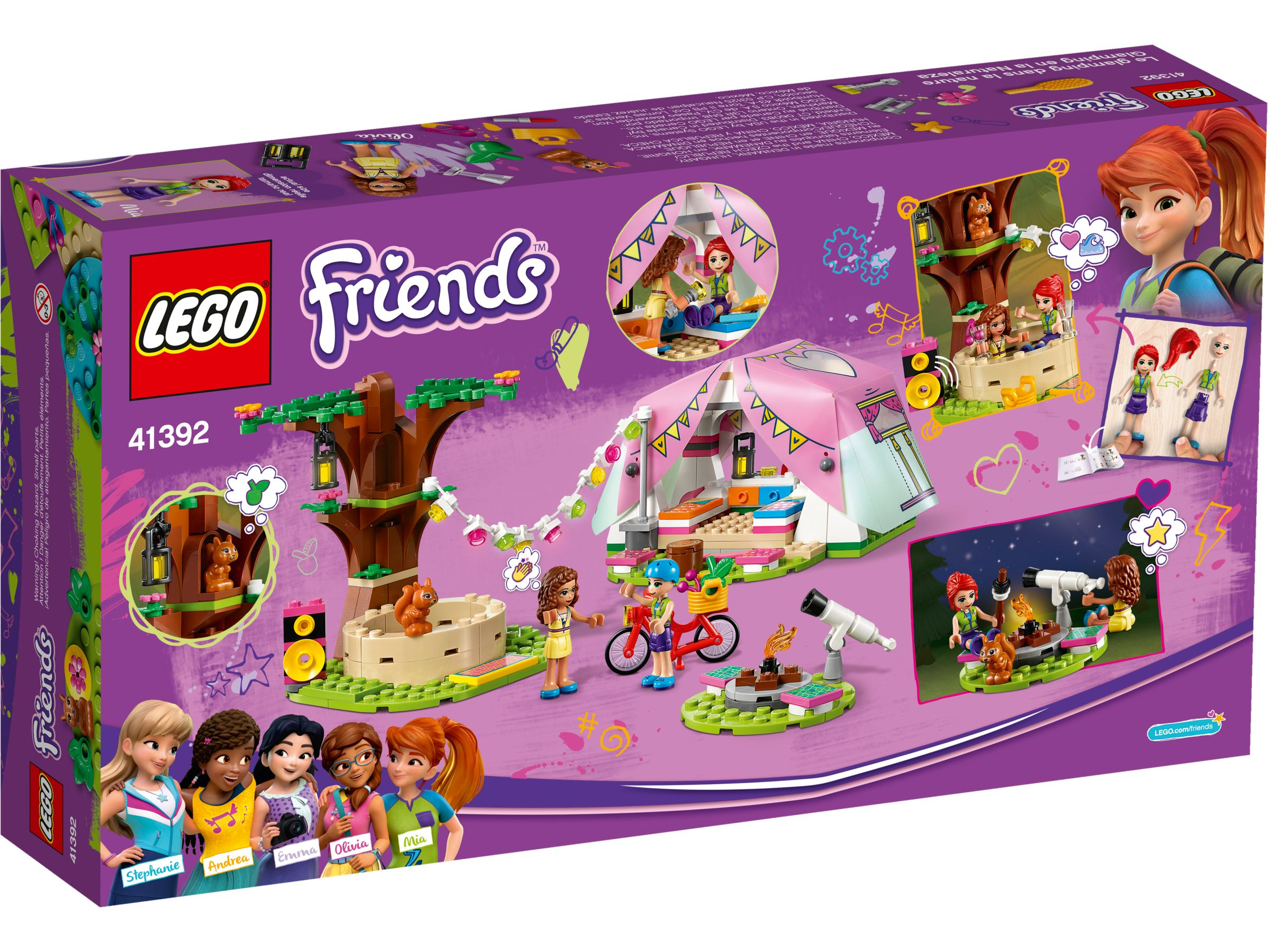LEGO Friends 41392 Camping in Heartlake City LEGO_41392_alt4.jpg