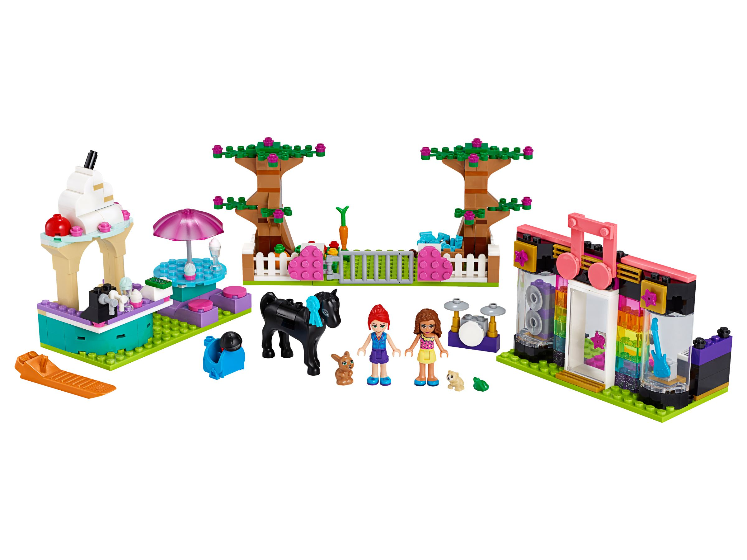 LEGO Friends 41431 Heartlake City Steinebox