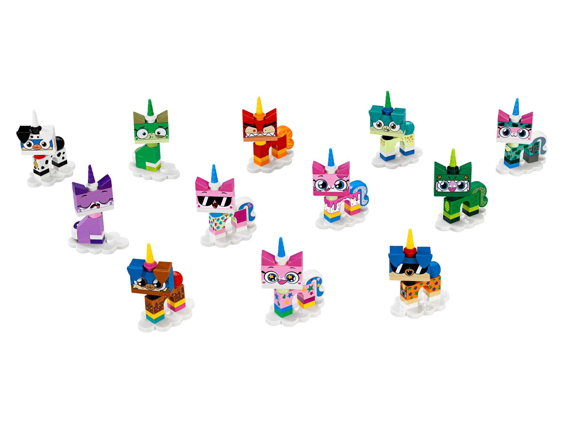 LEGO Collectable Minifigures 41775 Unikitty Sammelserie 1 LEGO_41775.jpg
