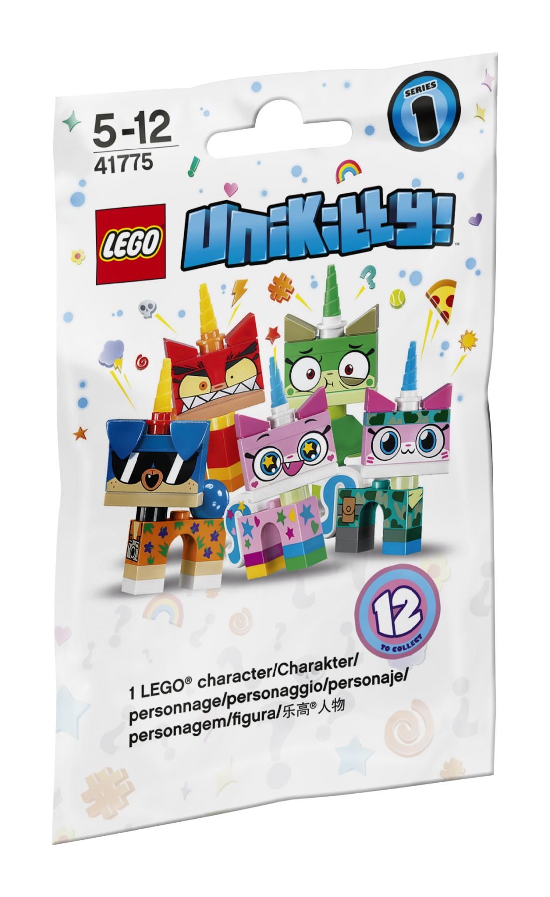LEGO Collectable Minifigures 41775 Unikitty Sammelserie 1