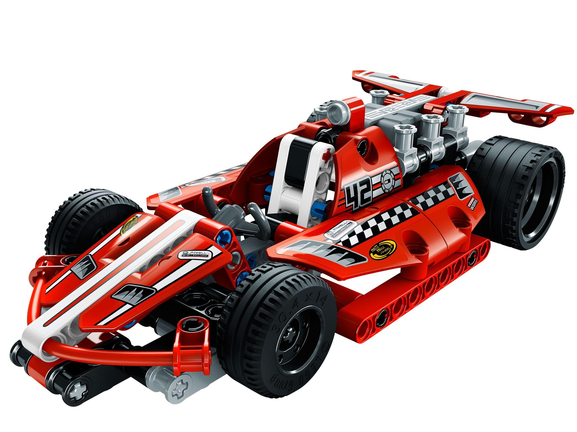 lego 42011 action rennwagen technic 2013 race car. Black Bedroom Furniture Sets. Home Design Ideas