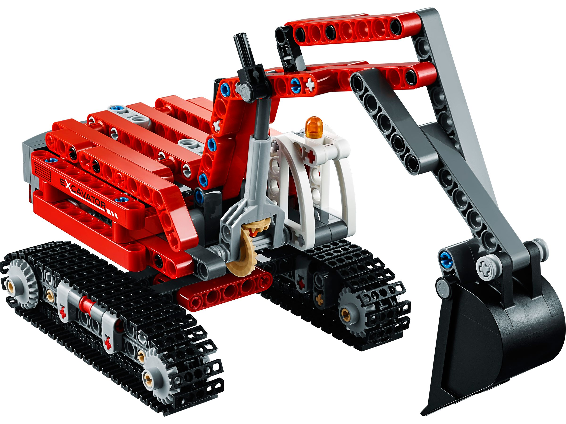 lego 42023 baustellen set technic 2014 construction crew brickmerge. Black Bedroom Furniture Sets. Home Design Ideas