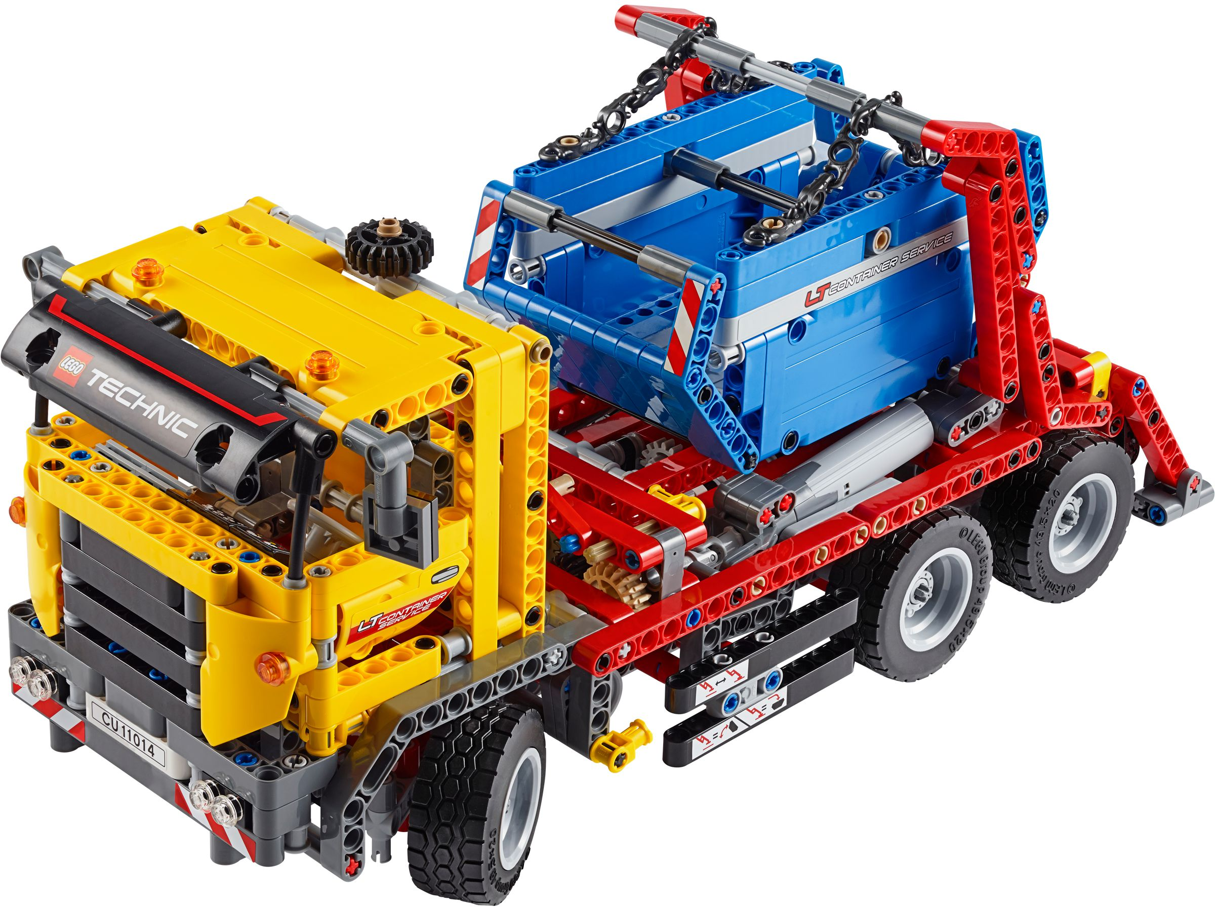 LEGO Technic 42024 Container-Truck LEGO_42024.jpg
