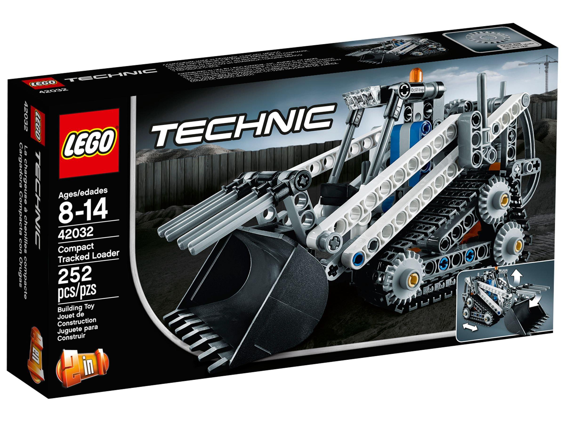 kompakt raupenlader 42032 lego technic 2015 im. Black Bedroom Furniture Sets. Home Design Ideas