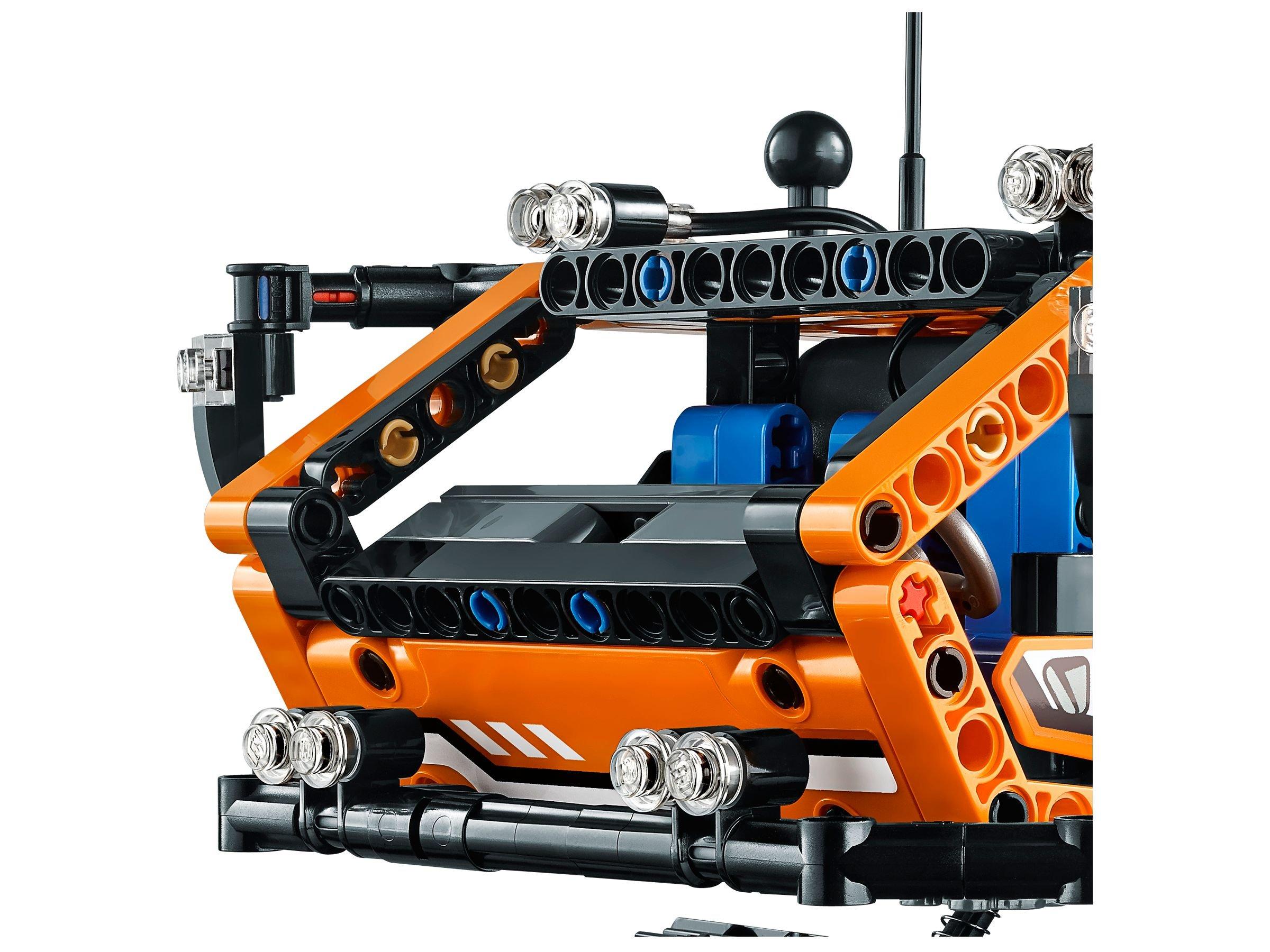 arktis kettenfahrzeug 42038 lego technic 2015 im. Black Bedroom Furniture Sets. Home Design Ideas