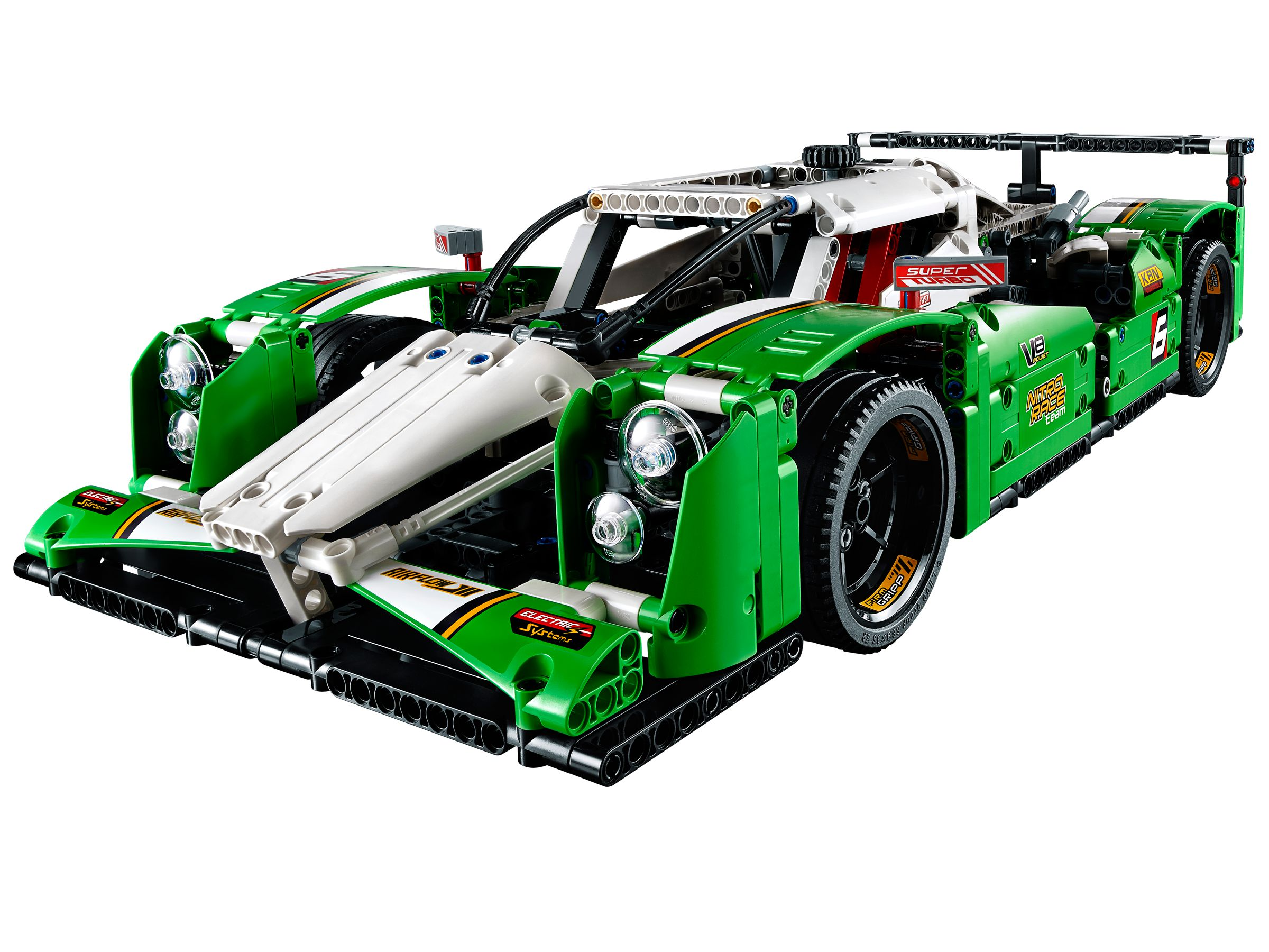 lego 42039 langstrecken rennwagen technic 2015 24 hours race car brickmerge. Black Bedroom Furniture Sets. Home Design Ideas