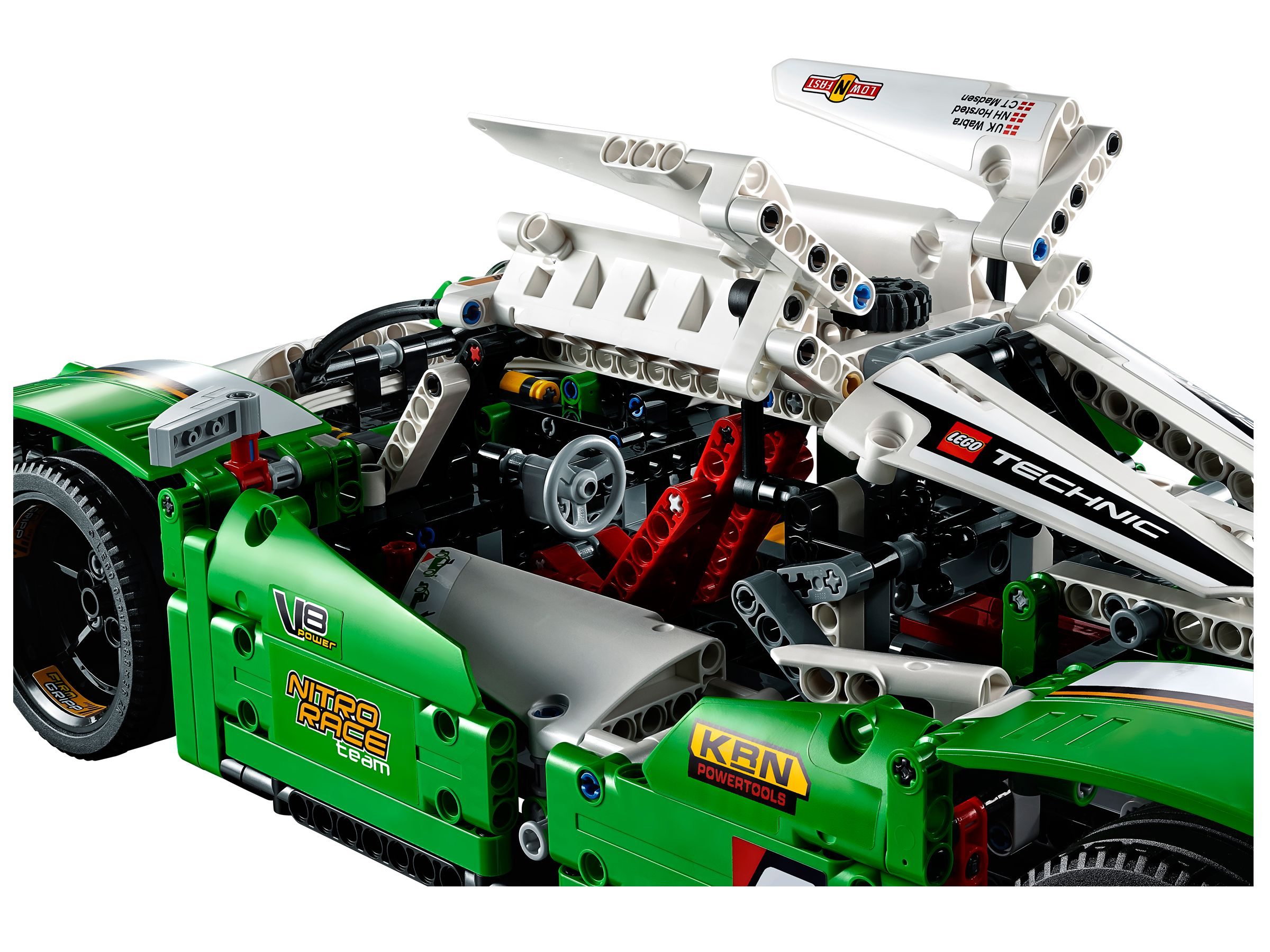 Lego Technic 42039 Langstrecken Rennwagen Brickmerge Preisvergleich