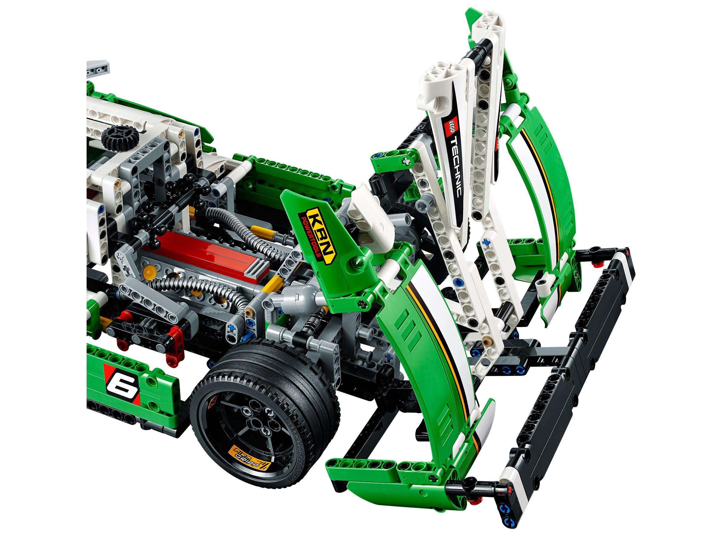 langstrecken rennwagen 42039 lego technic 2015 im. Black Bedroom Furniture Sets. Home Design Ideas